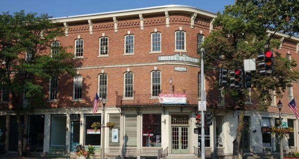 VT Community Foundation Puts $500K Into Bennington's Putnam Block | VT Business Magazine