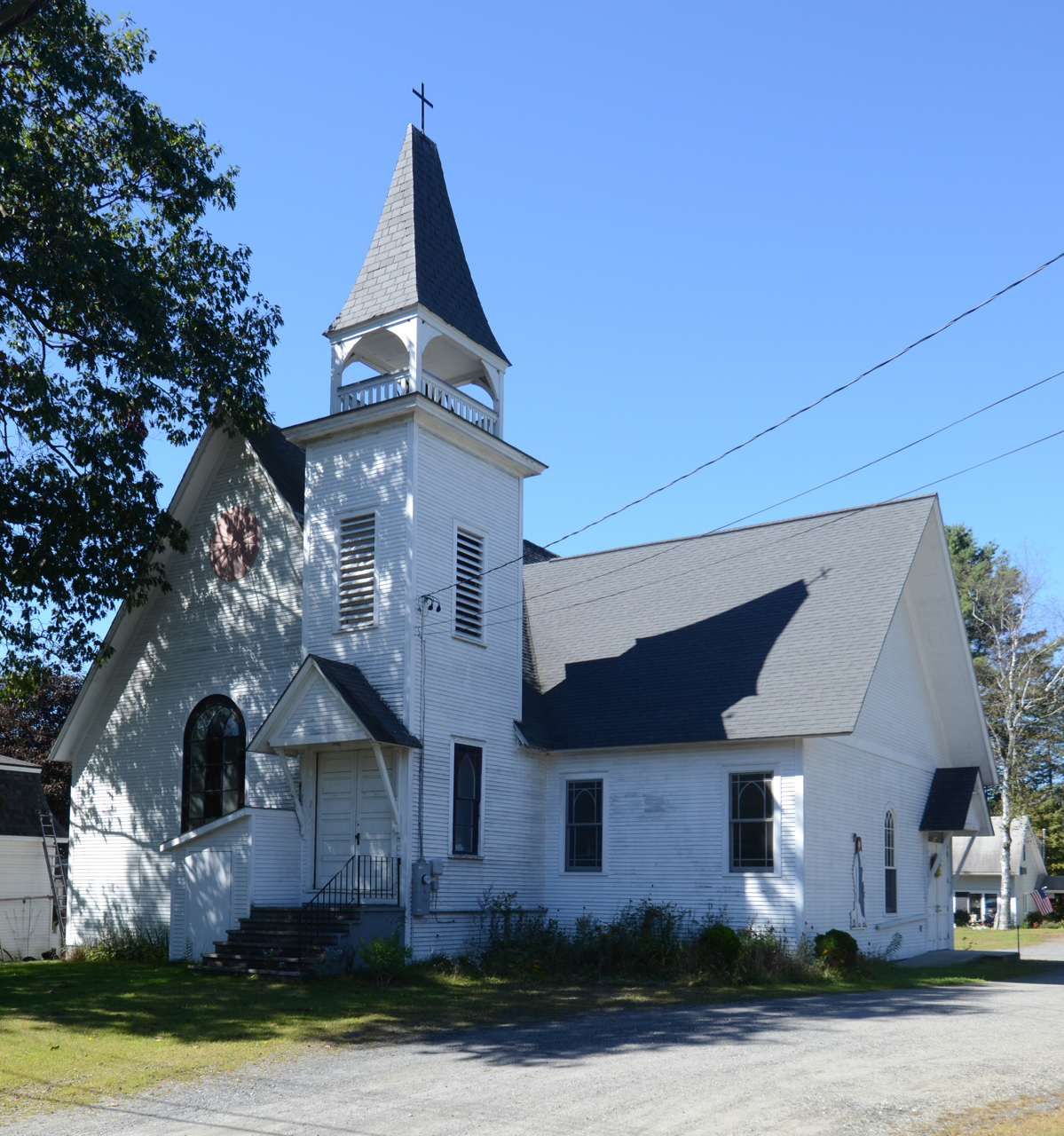 Woodbury, Carpenter Gothic Church