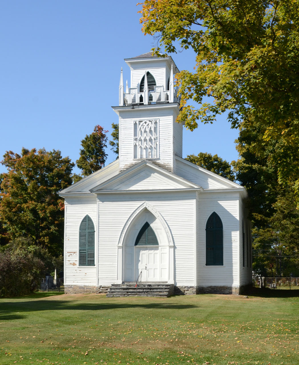St. John's Church, East Poultney