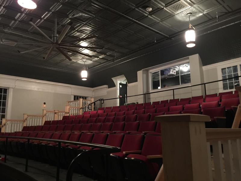 Next Stage Arts Project Opens New Theater In Putney | Vermont Public Radio