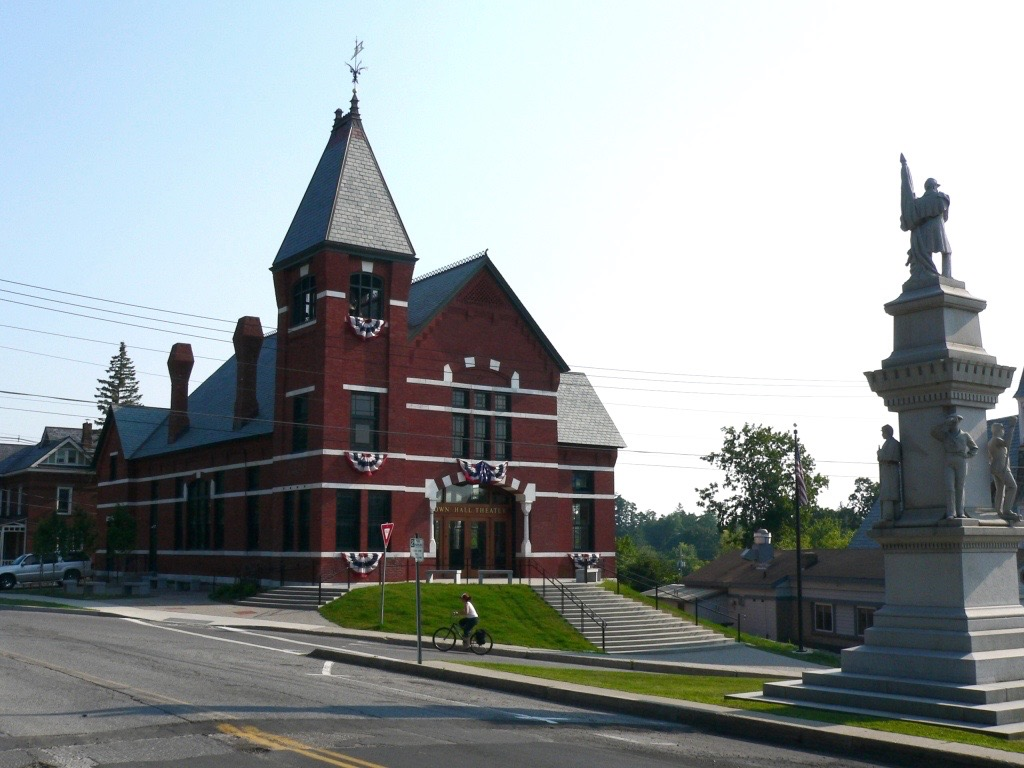 Middlebury Town Hall Theater