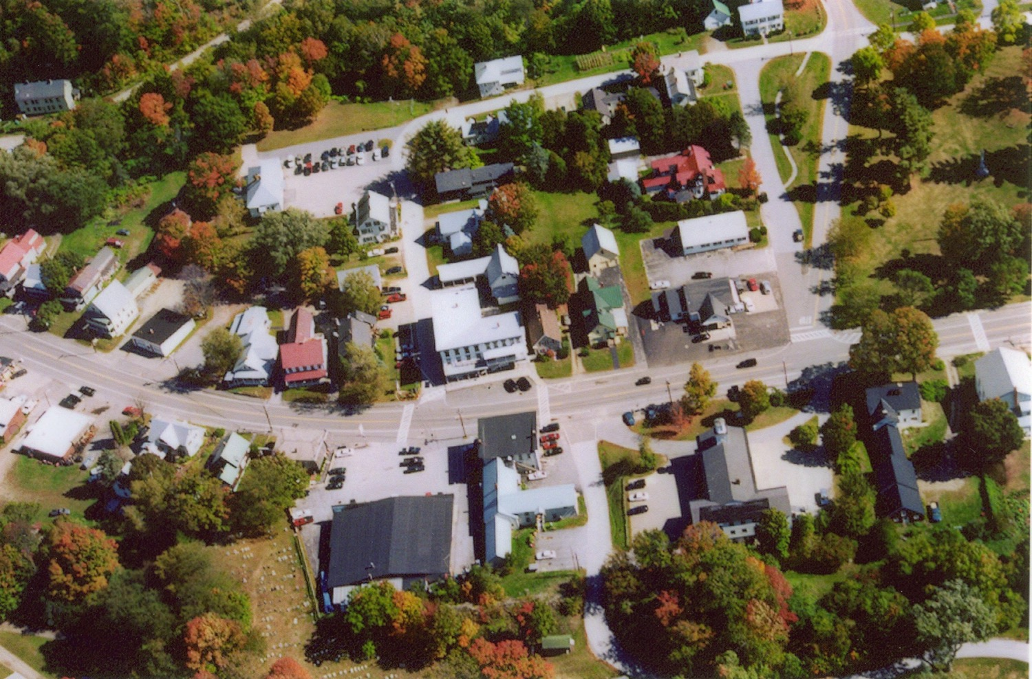 Two Rivers Ottauquechee Planning Commission: 2014 PTV Award Winner