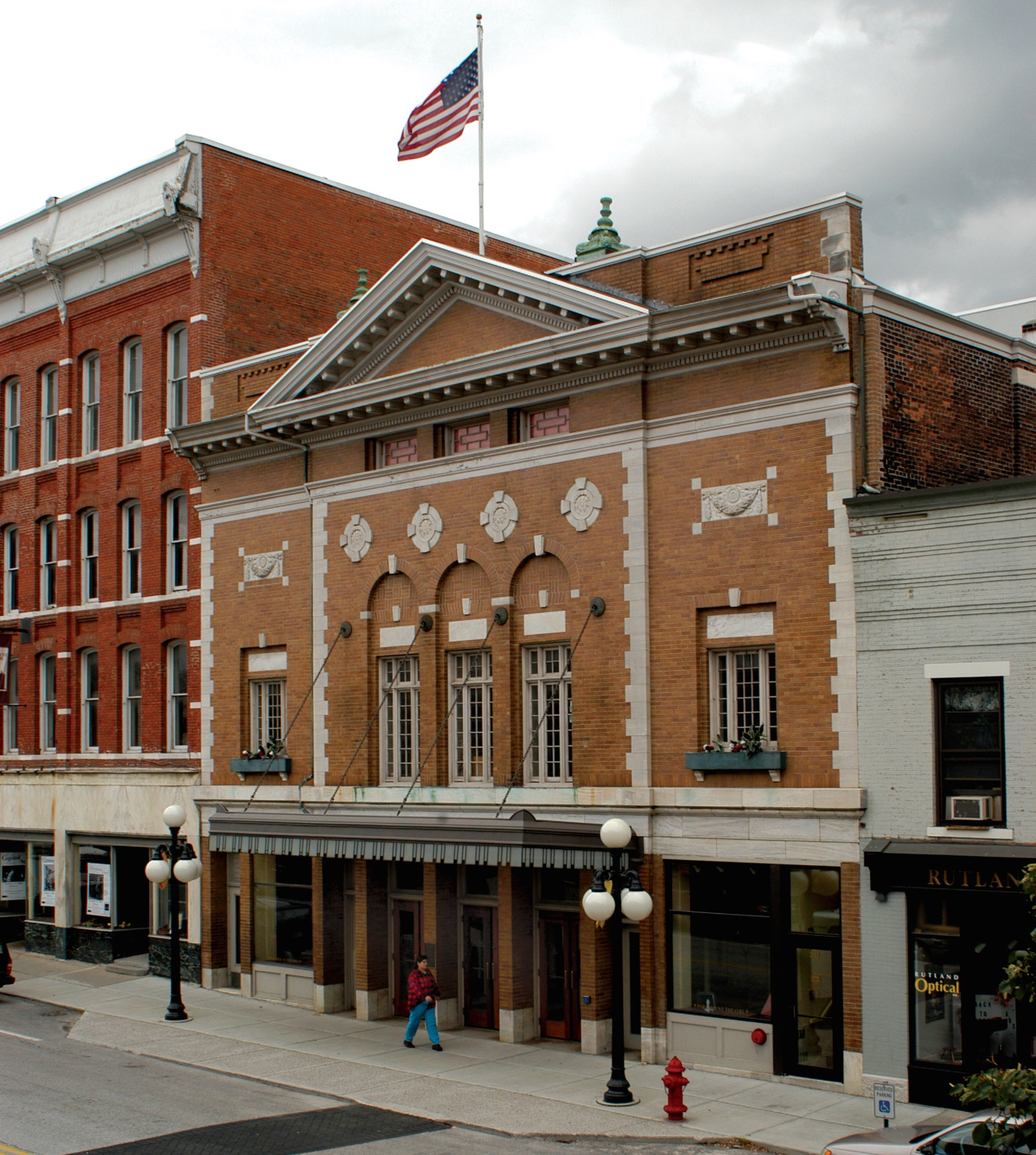 The Paramount Theatre, Rutland, VT