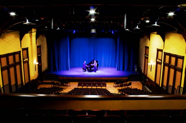 The Town Hall Theater, Middlebury, VT