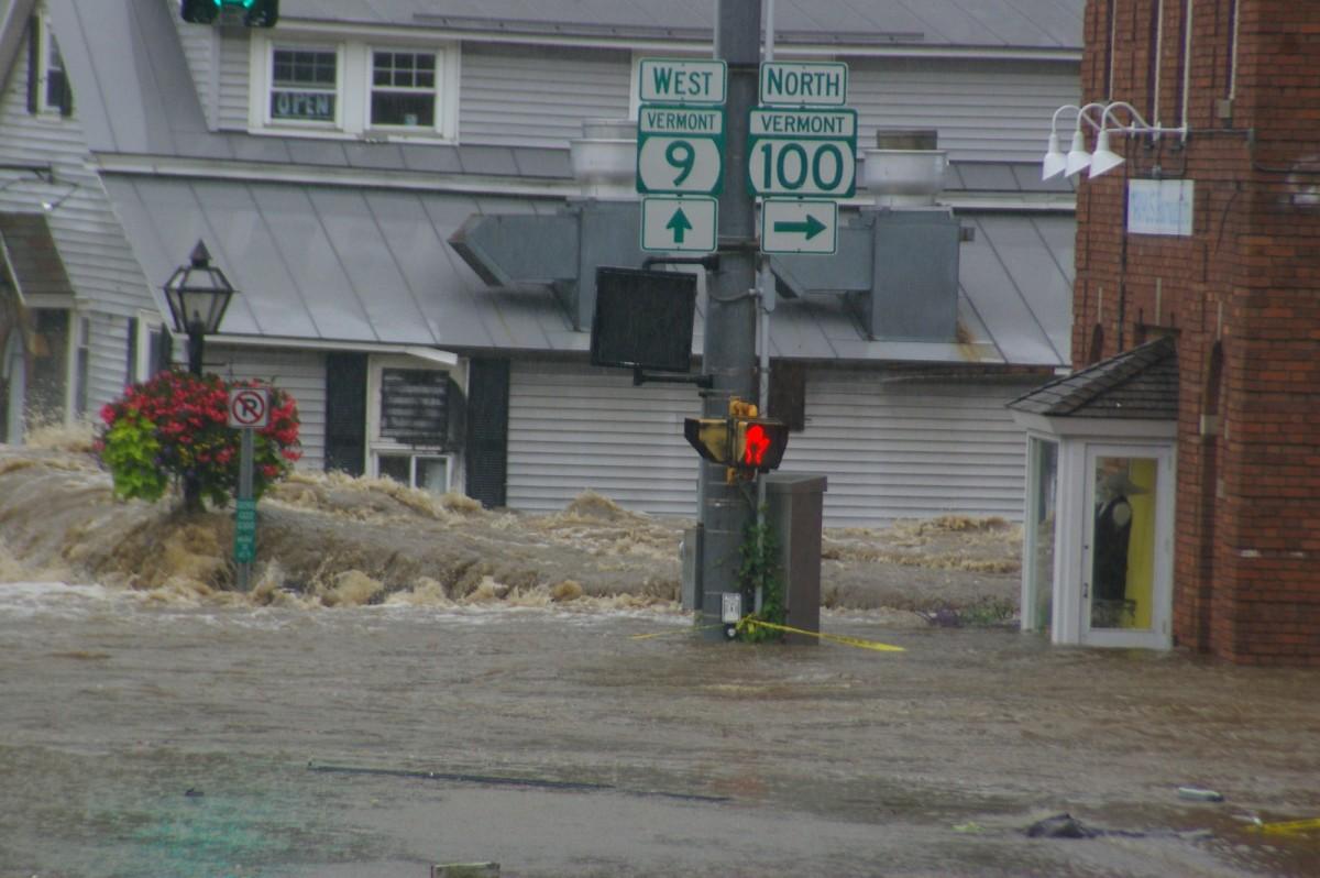 Wilmington Flood
