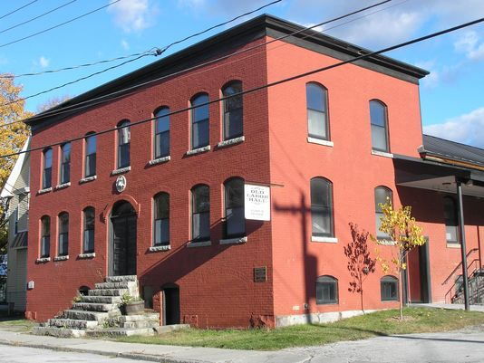 The Storied History Of Barre's Old Labor Hall | Burlington Free Press