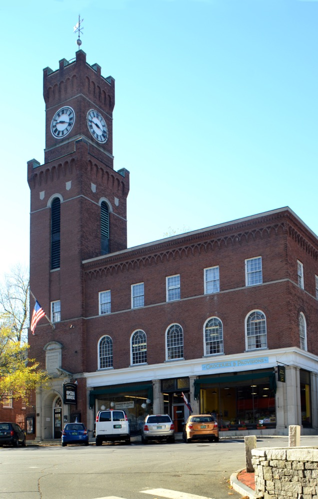 Bellows Falls Town Hall Theater