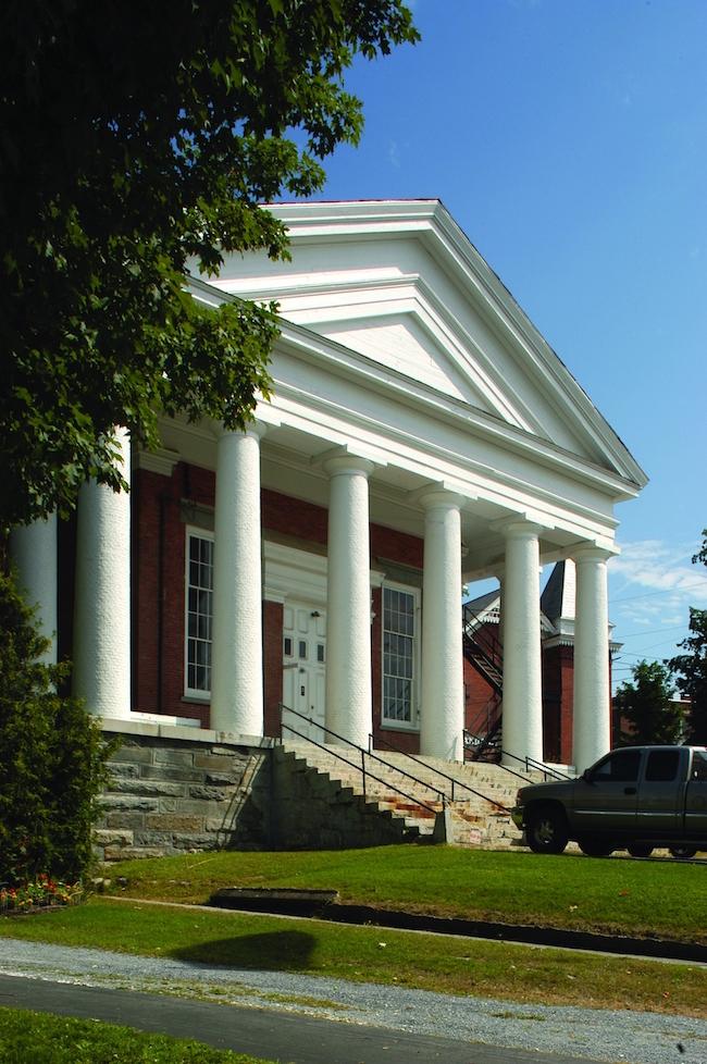 Brandon Town Hall