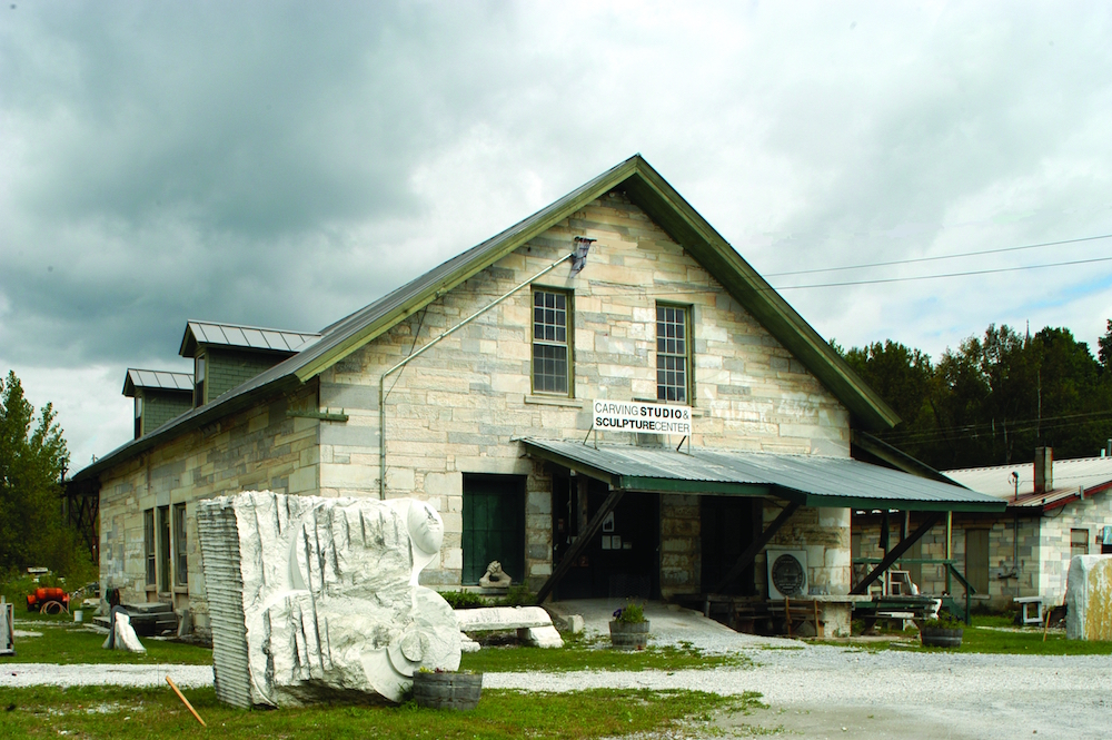 Carving Studio, West Rutland