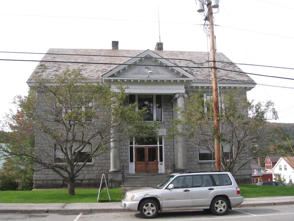 Hardwick Memorial Building 1