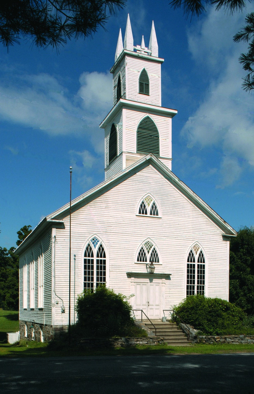 Starksboro Meeting House