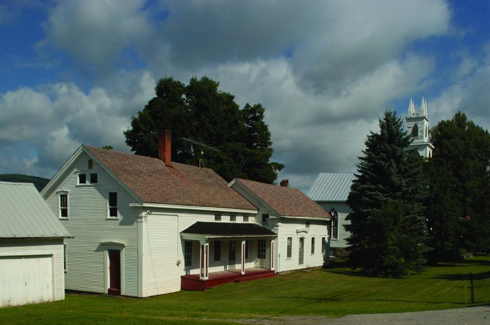 Starksboro Shephard House