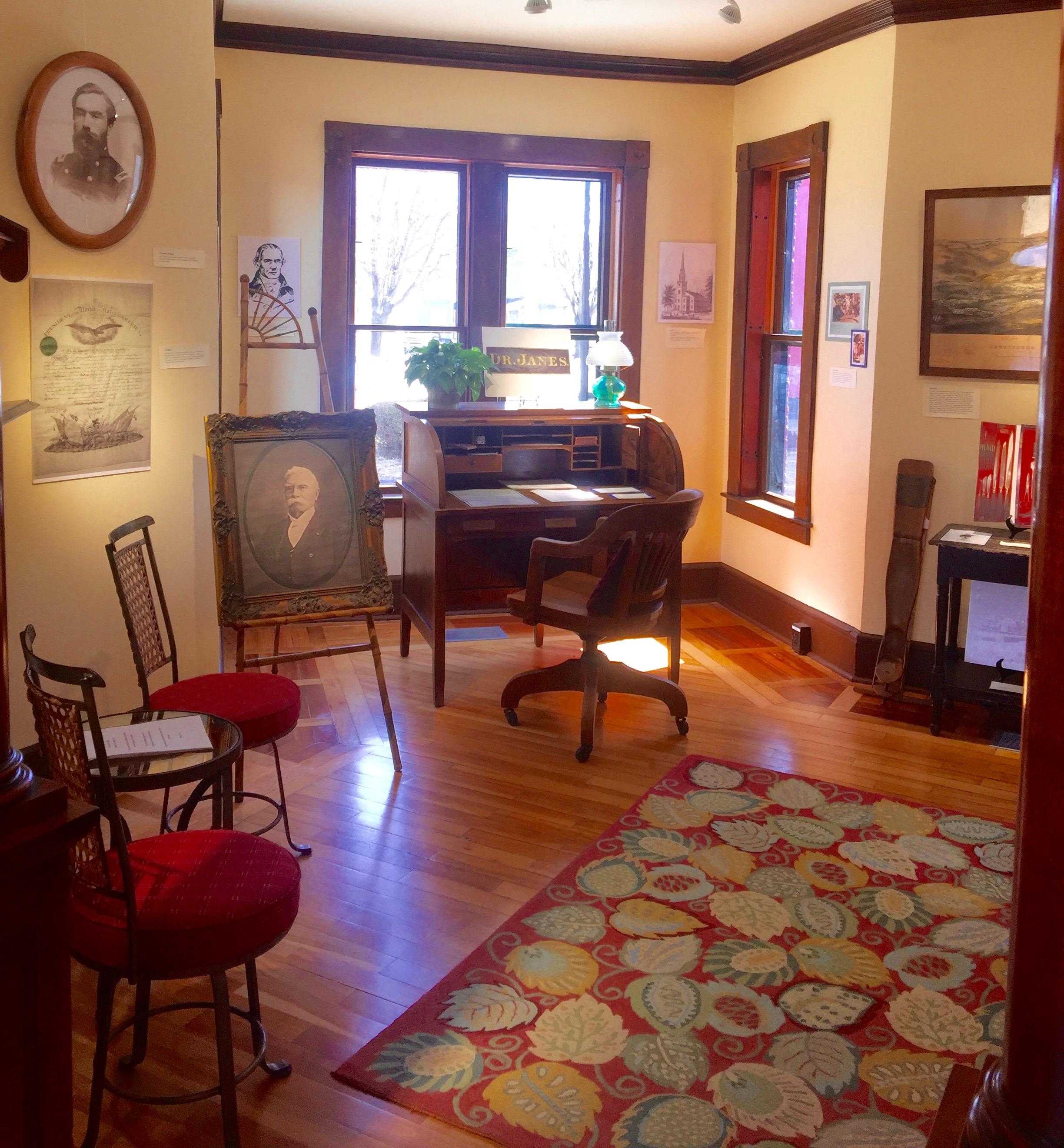 Janes House, Waterbury, VT