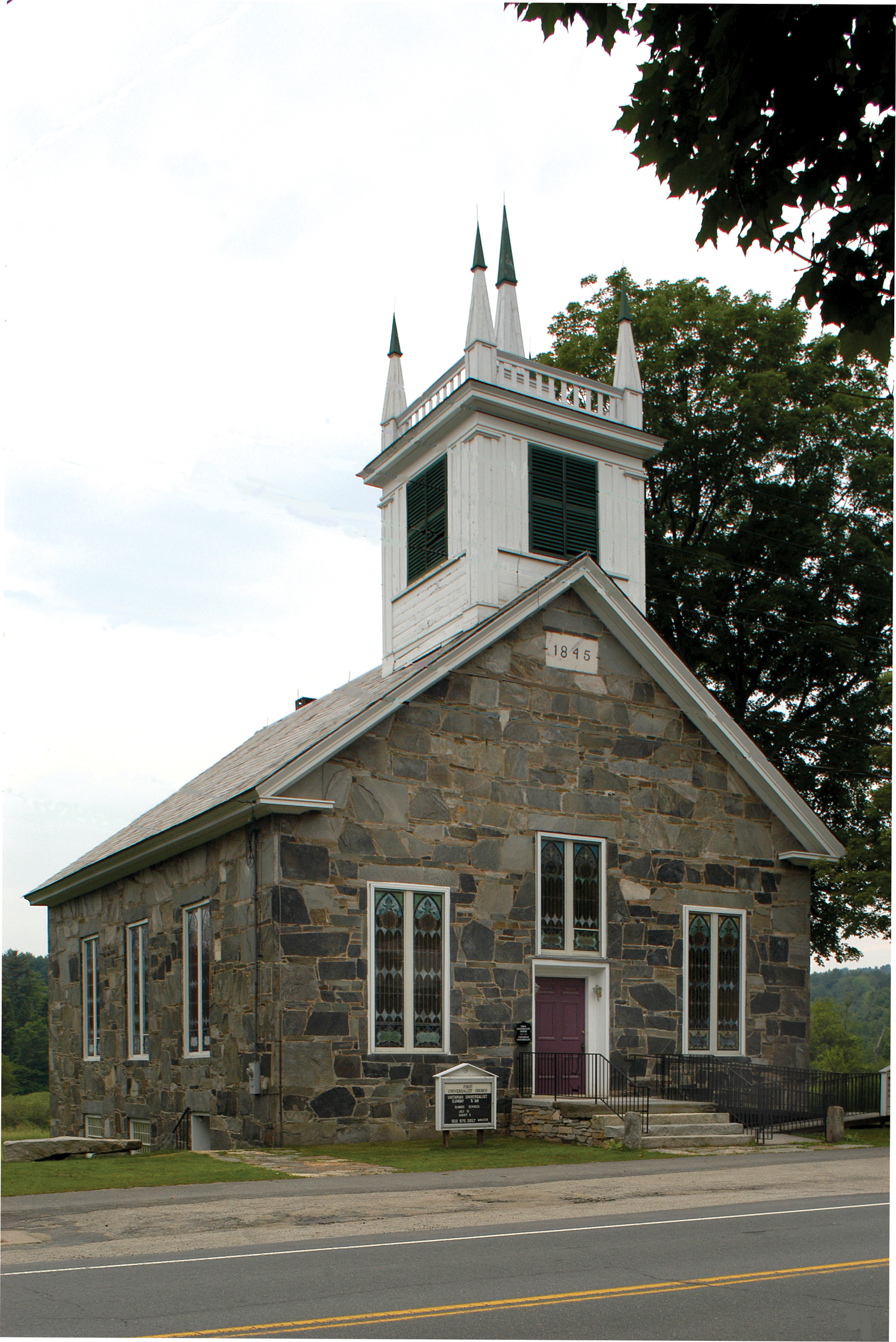 2003 Chester Stone Village First Universalist Church