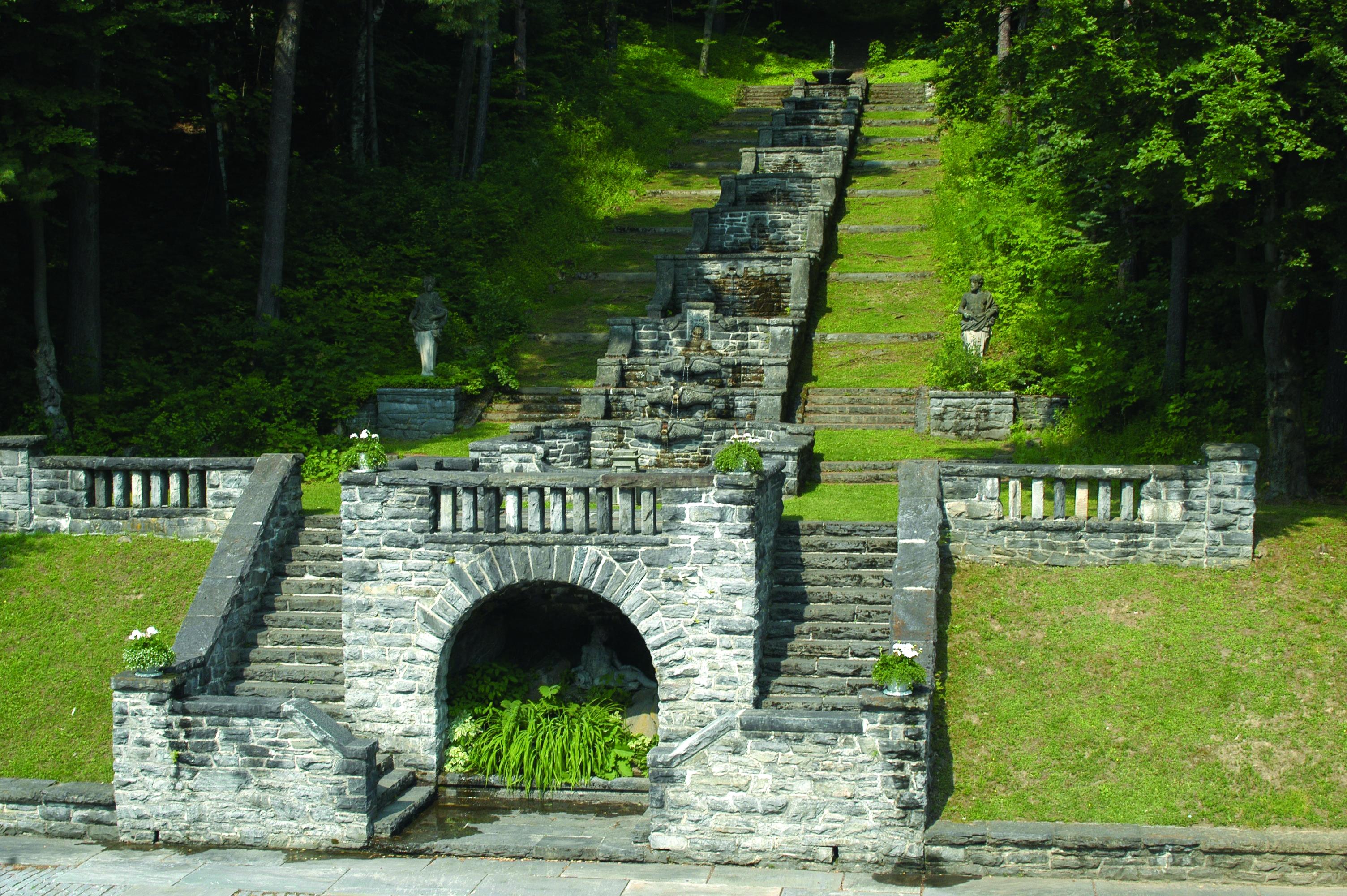 Bennington Southern Vermont College Cascade