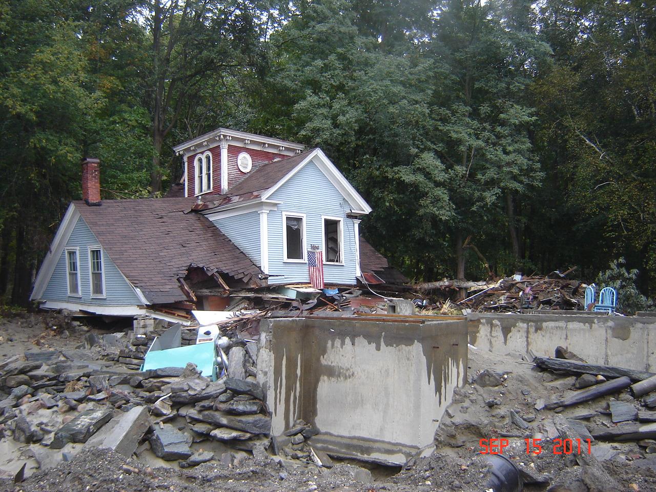 Vermont Irene 2011