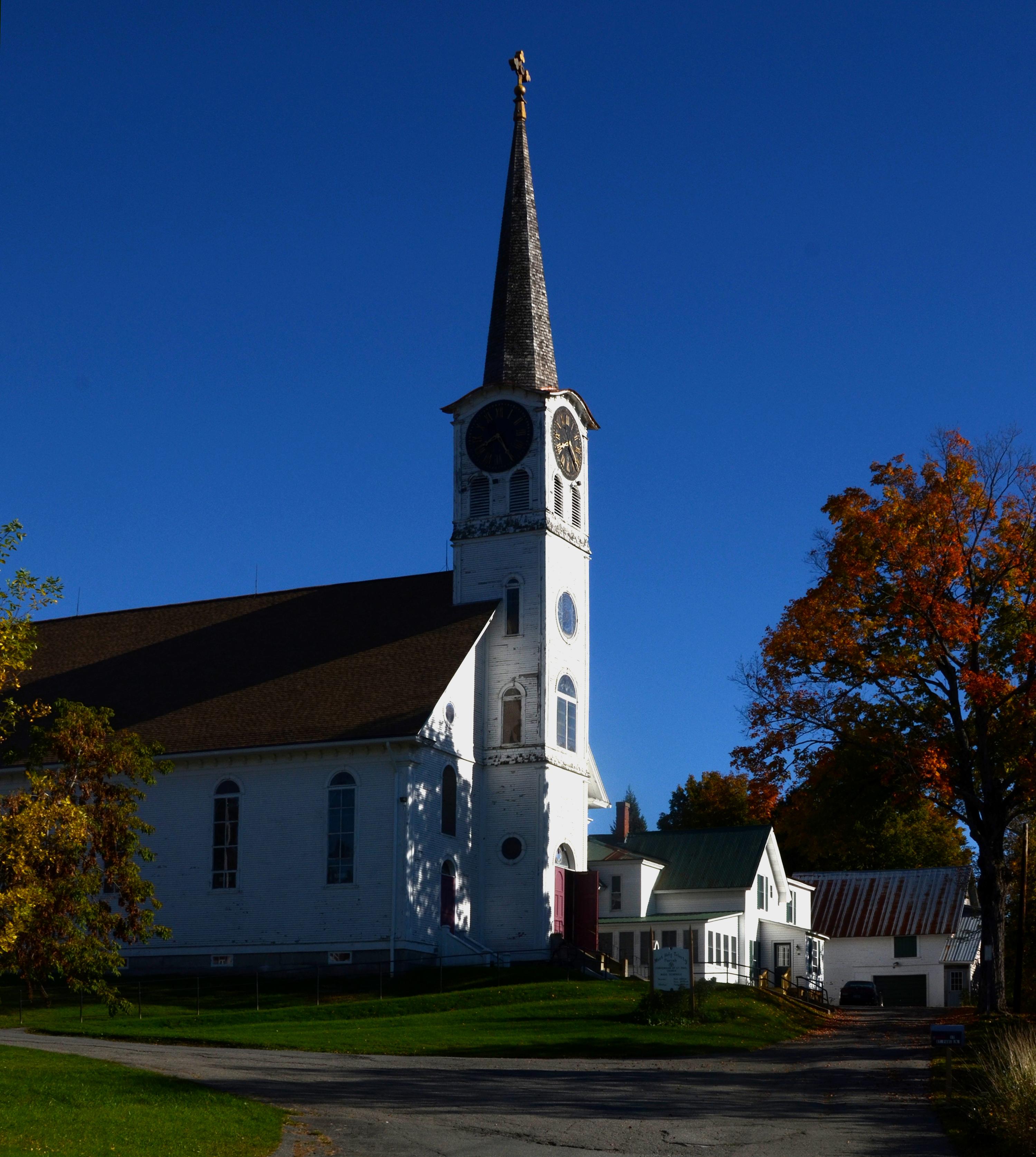 Barton Most Holy Trinity St. Paul