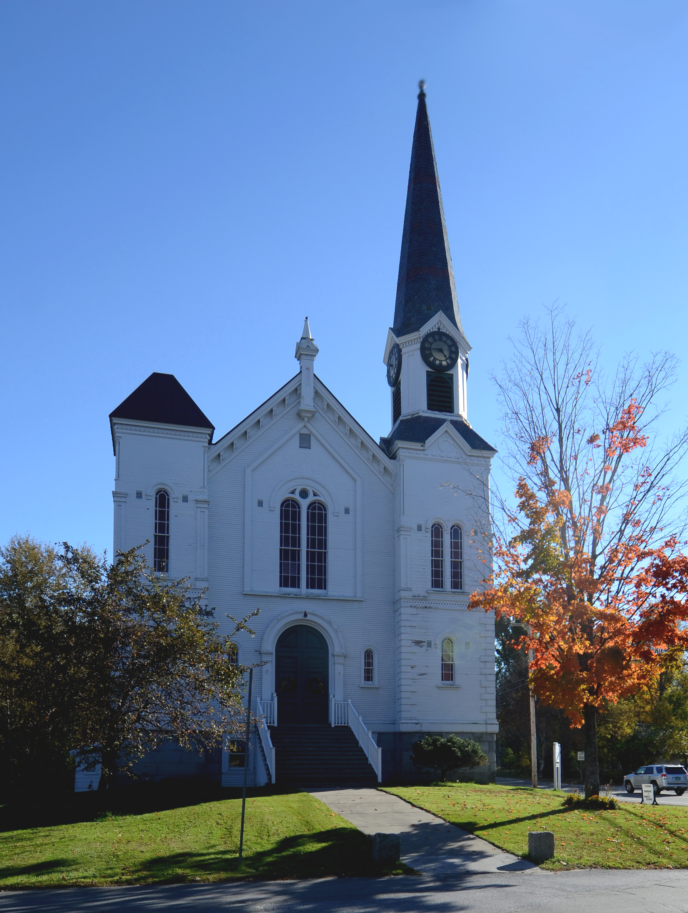 Barton United Church
