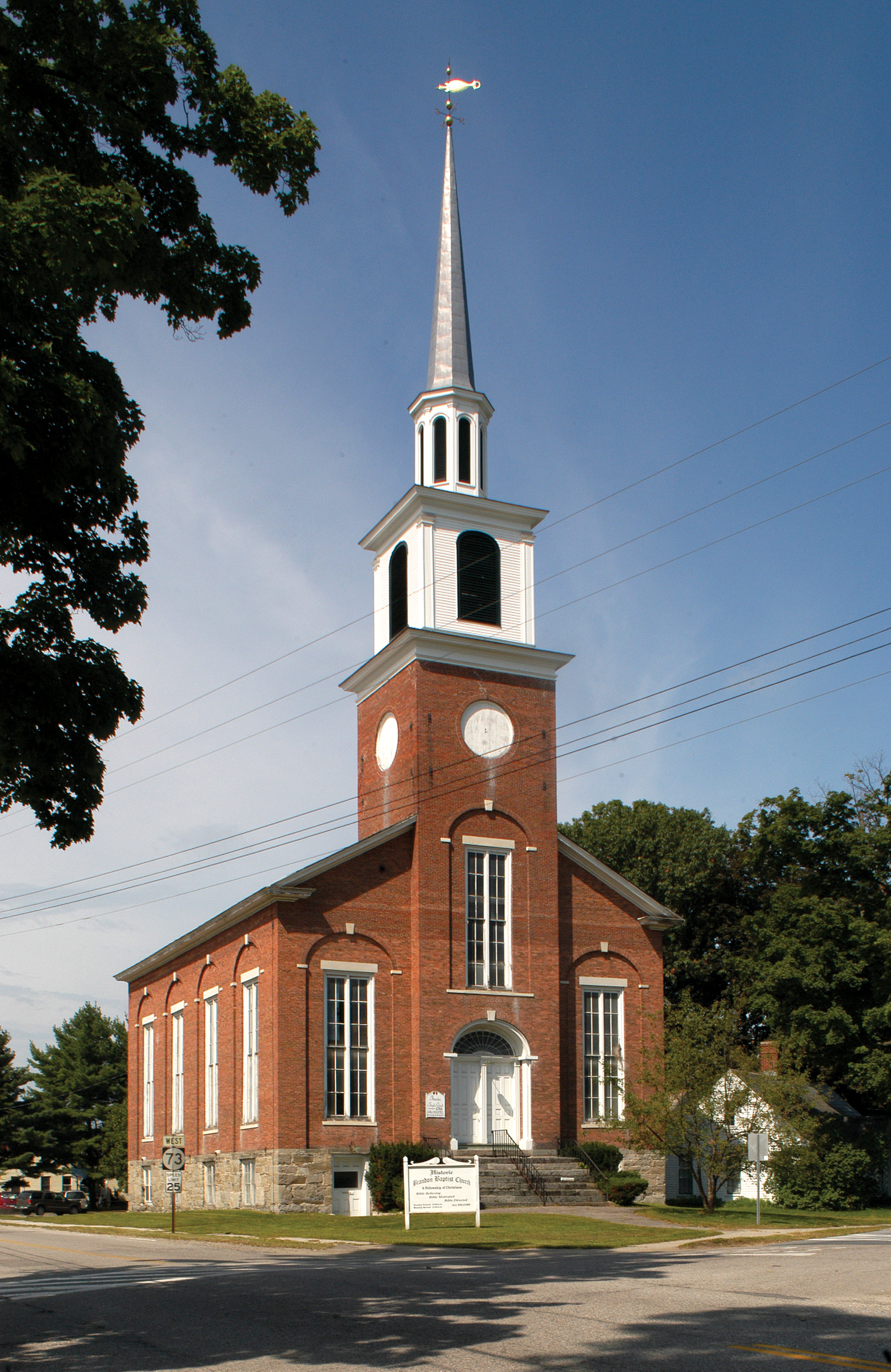 Baptist Church, Brandon