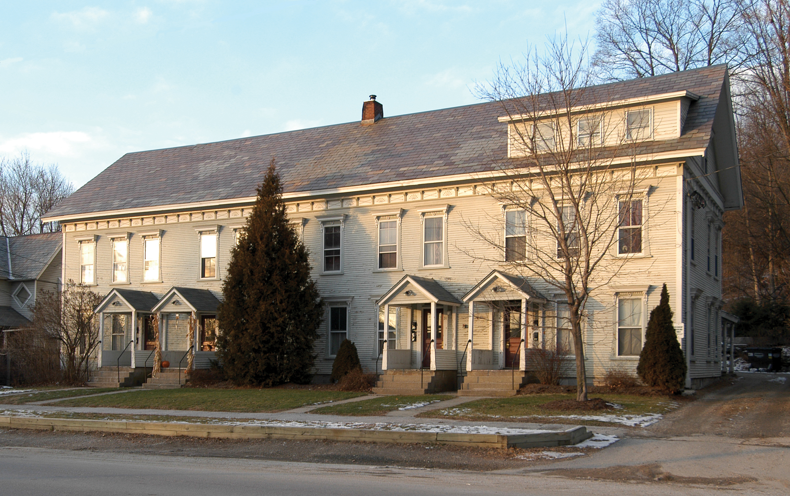 Brandon Erastus Thayer House