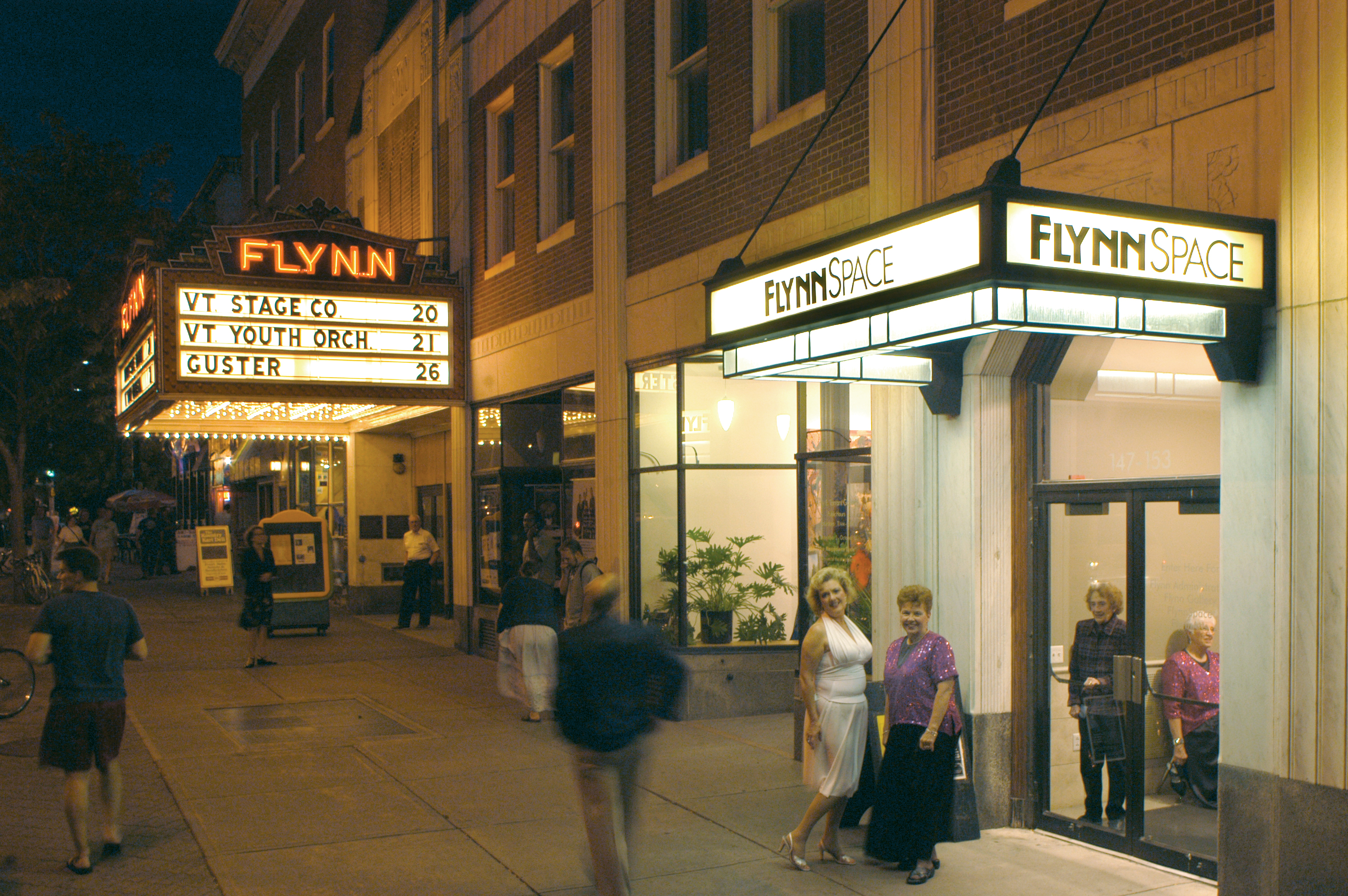 Flynn Theater, Burlington