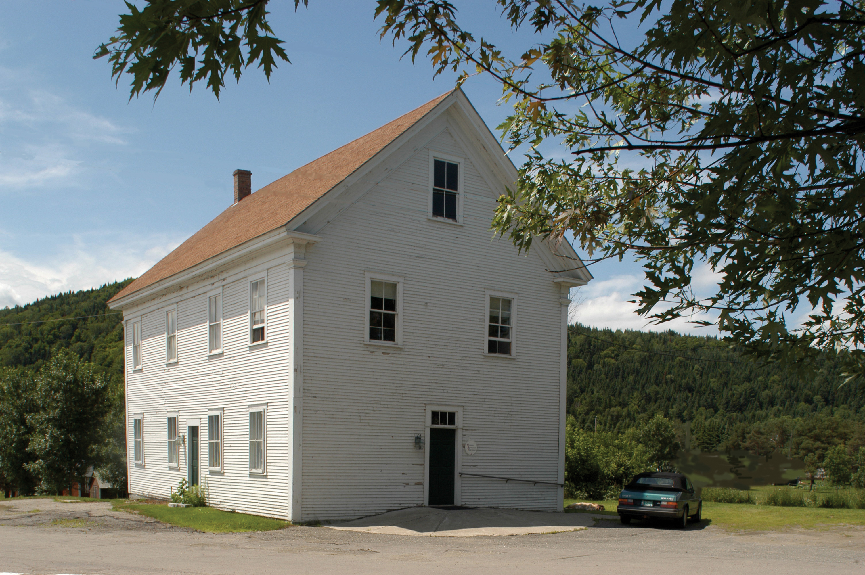 Canaan Old Town Hall