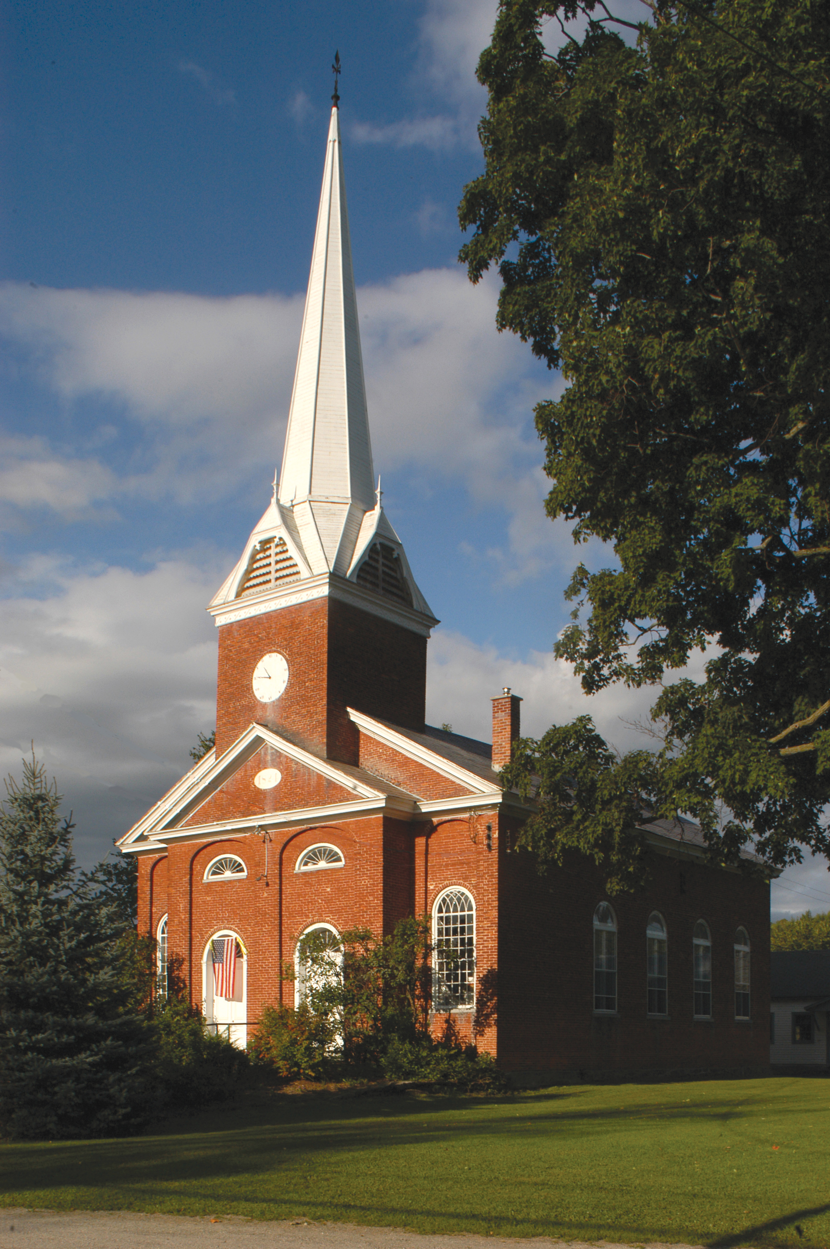 Congregational Church, Clarendon