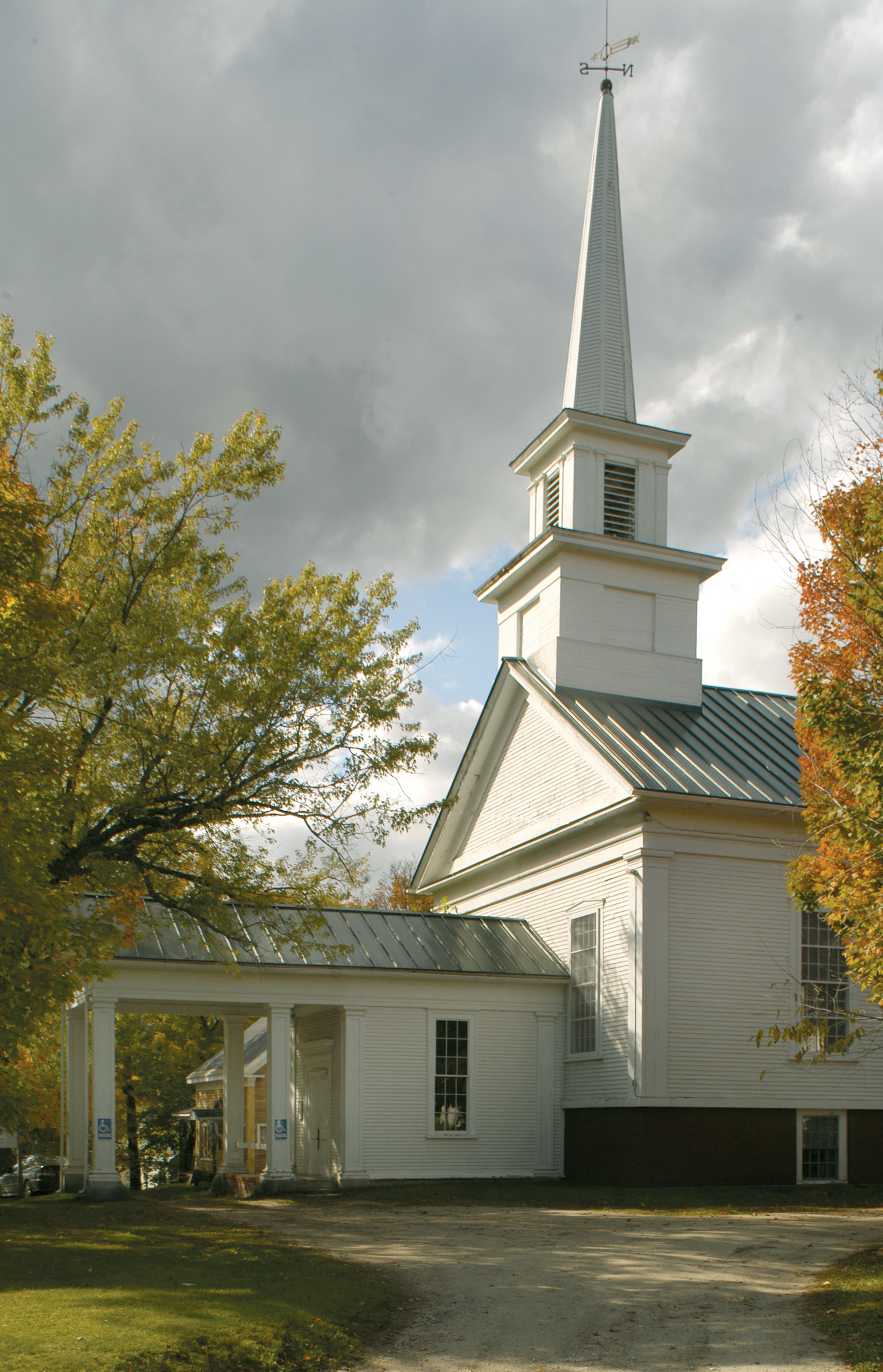 East Burke Congregational Church
