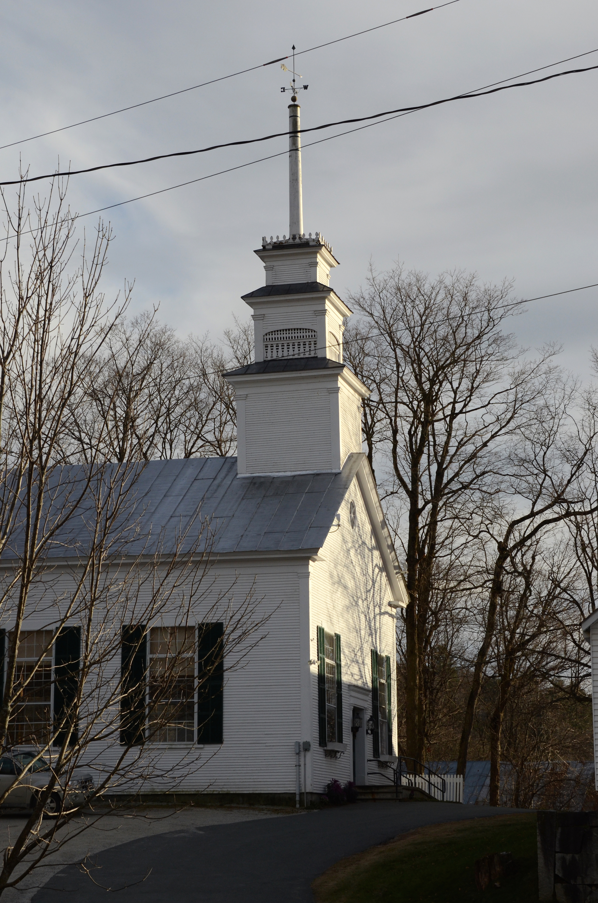 East Topsham United Presbyterian Church