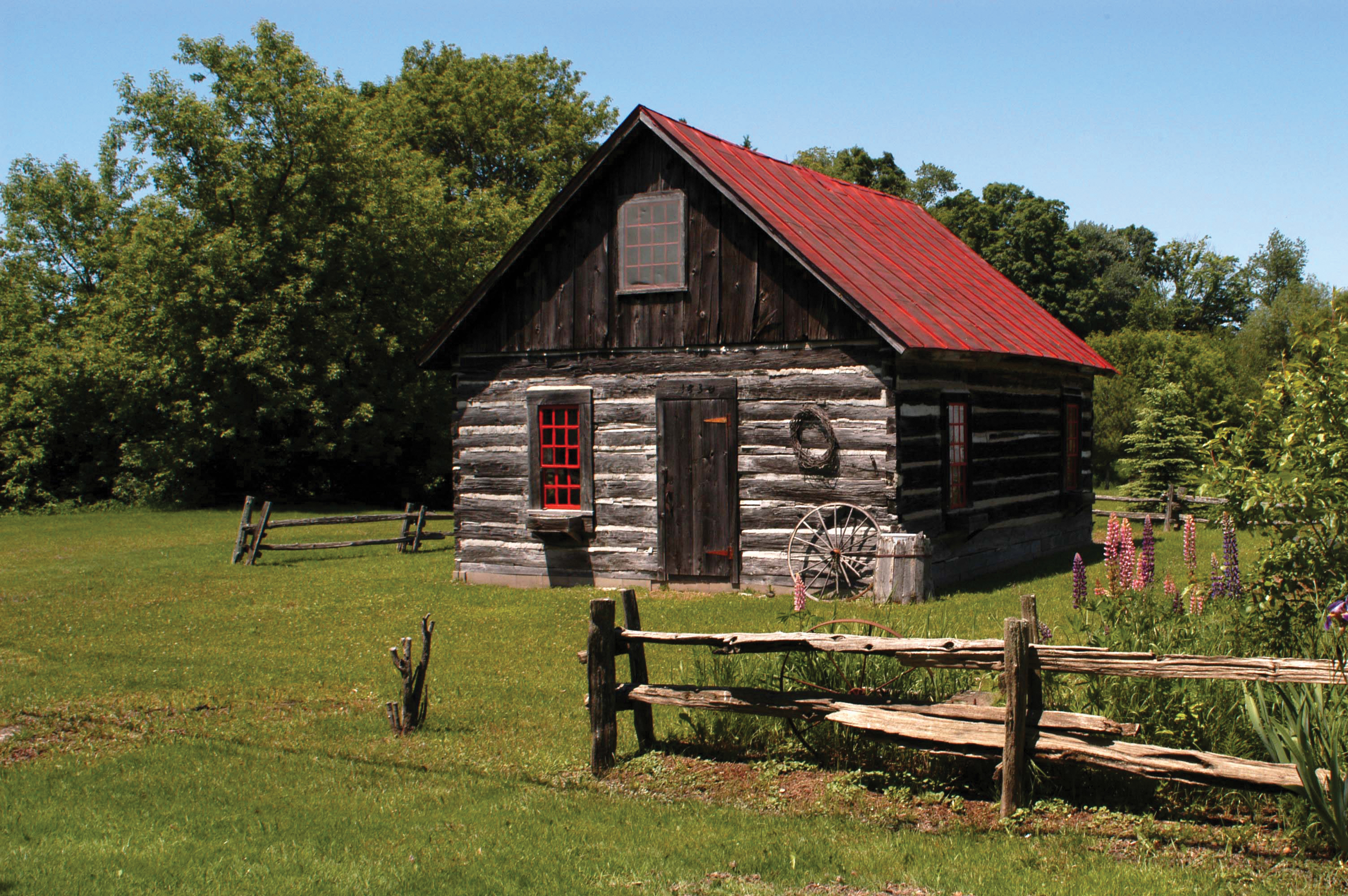 Franklin Log Cabin Historical Society