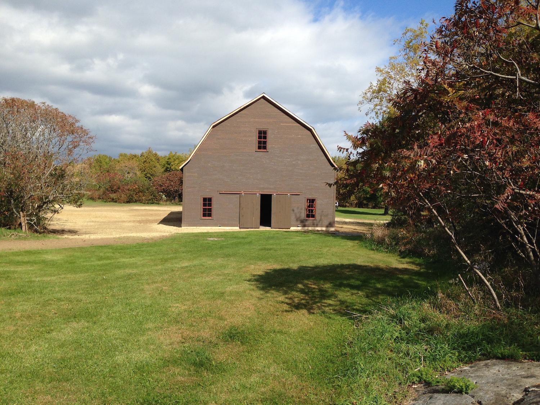 Isle LaMotte Goodsell Barn
