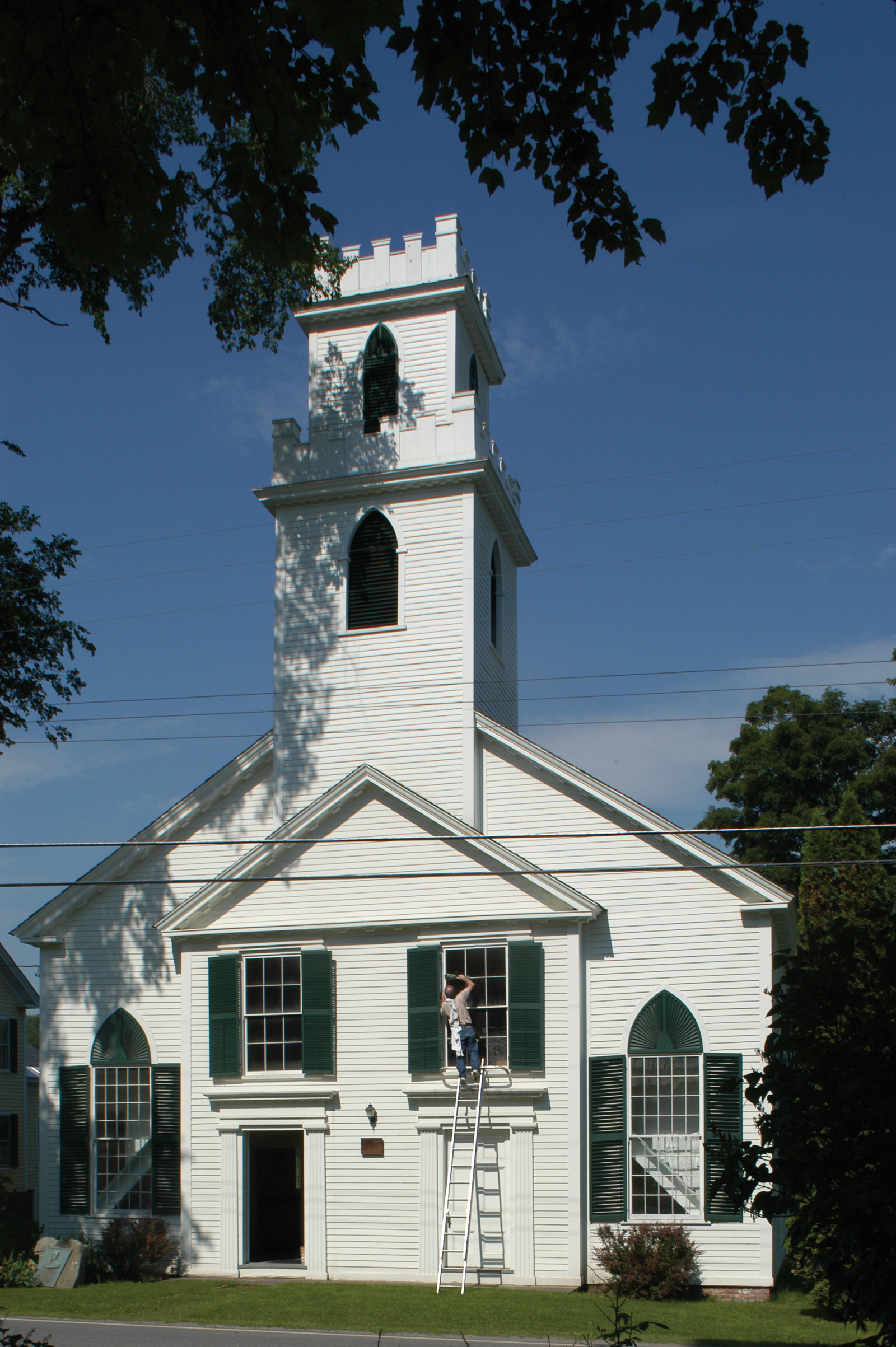 Guilford Meeting House