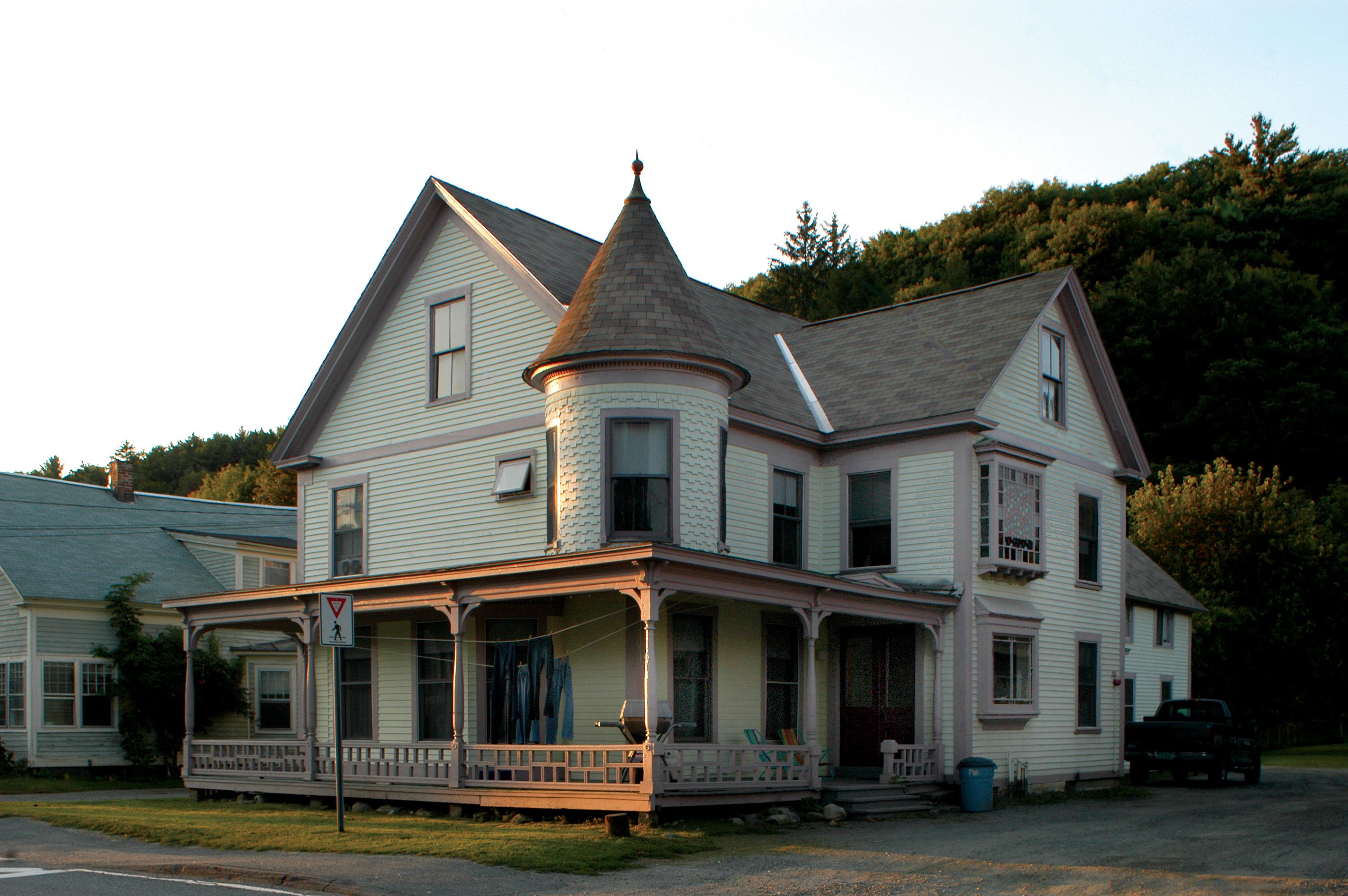 Hartland Anna Pluhar House