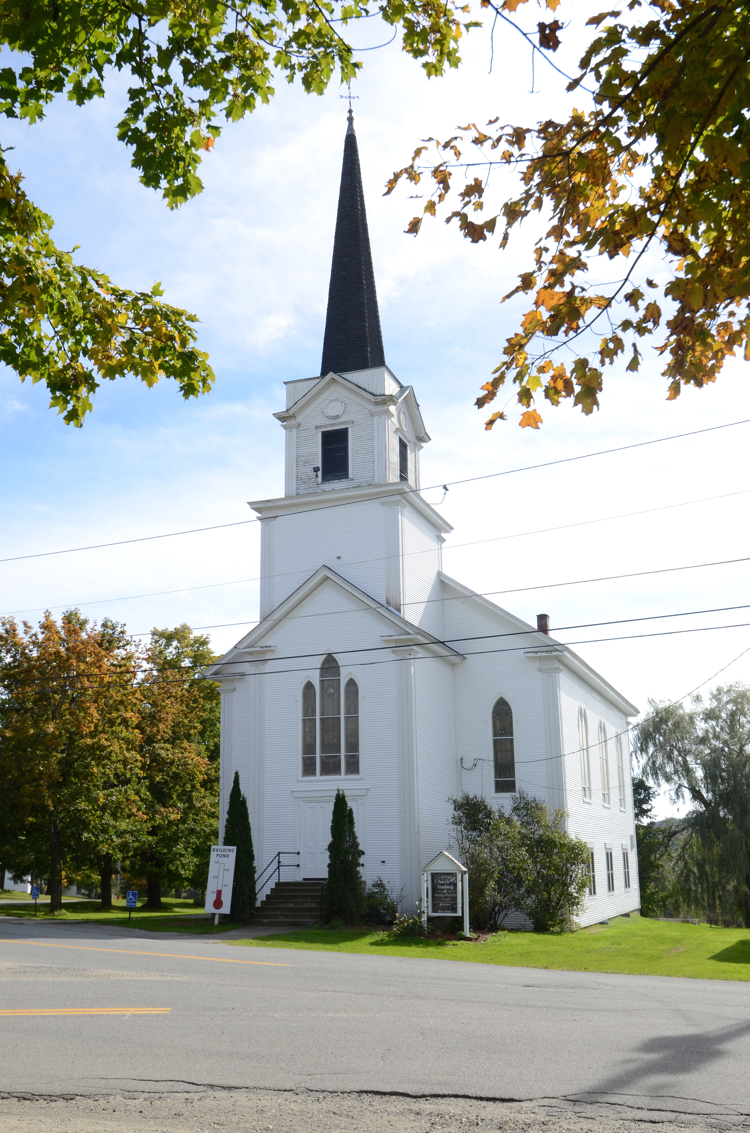 Irasburg United Church
