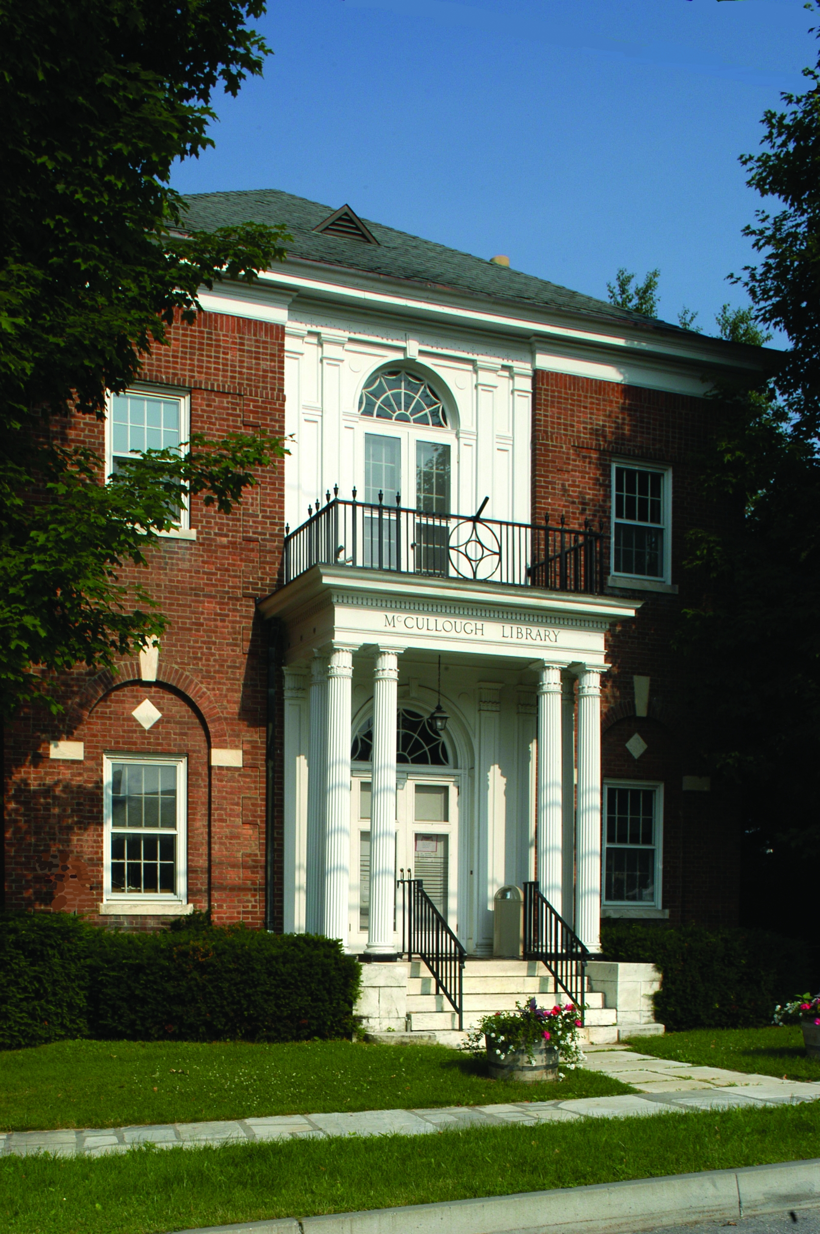 North Bennington McCullough Free Library