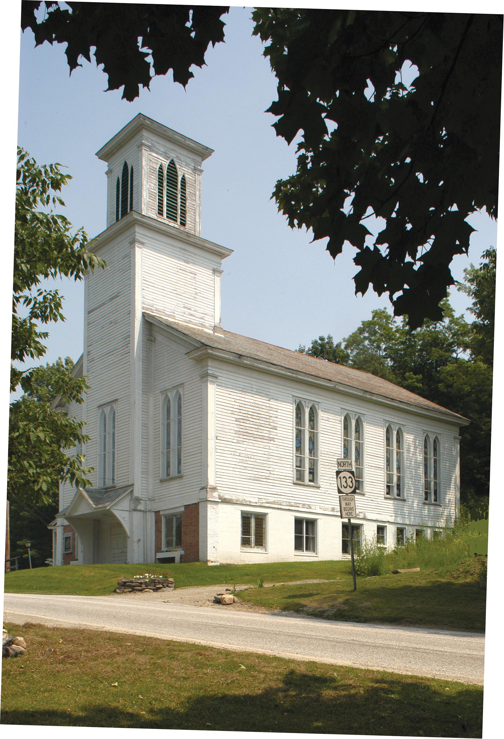 Pawlet Community Church