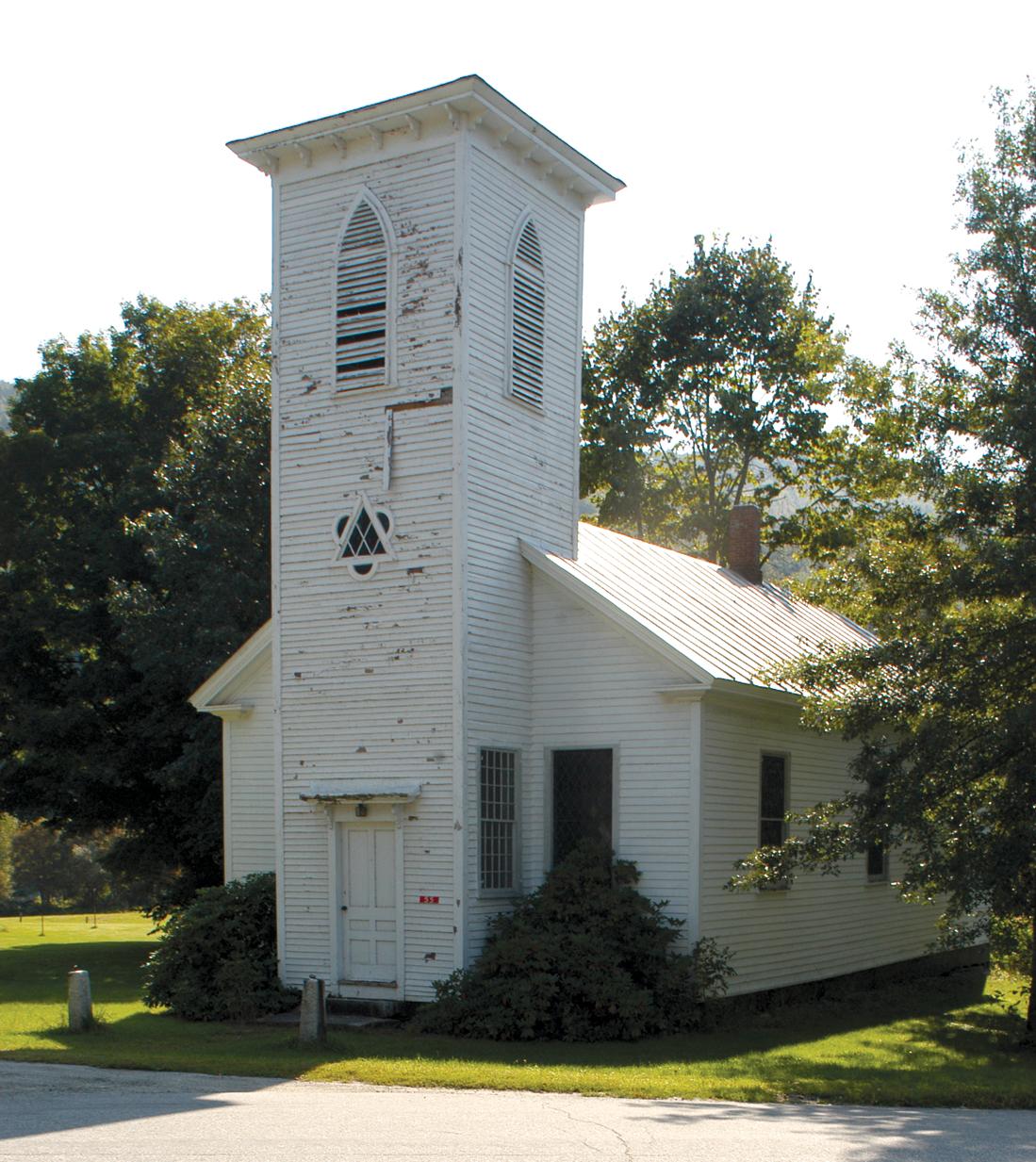 Royalton Churches, Royalton