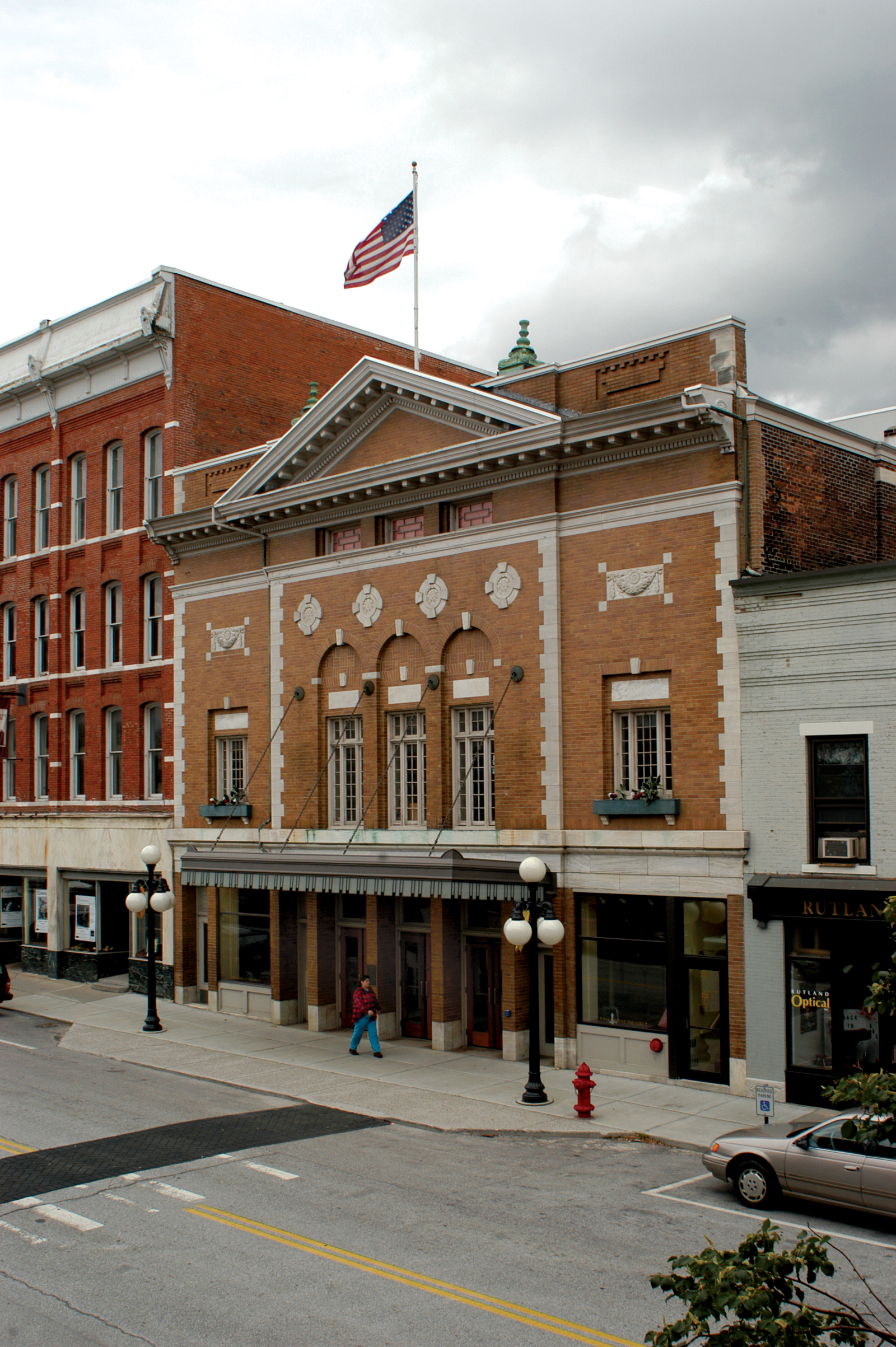 Rutland Paramount Theater