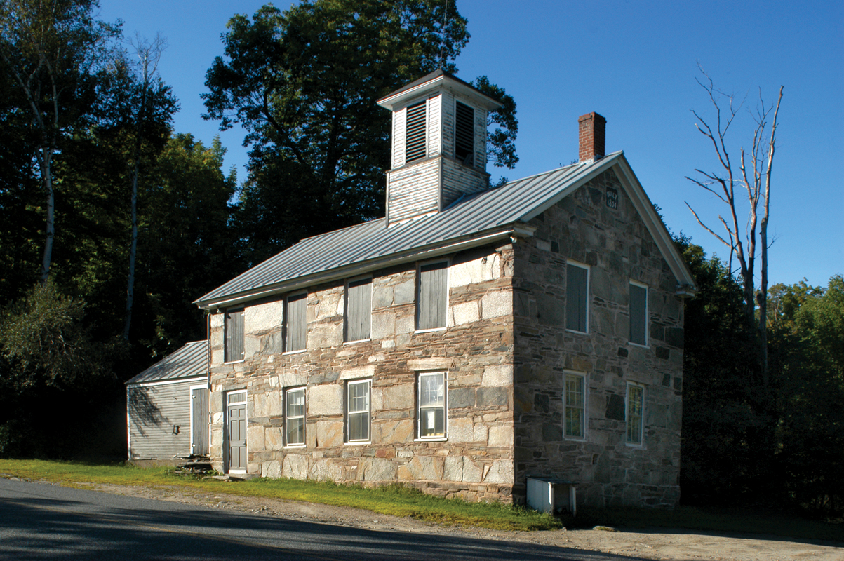 South Reading Old Stone House