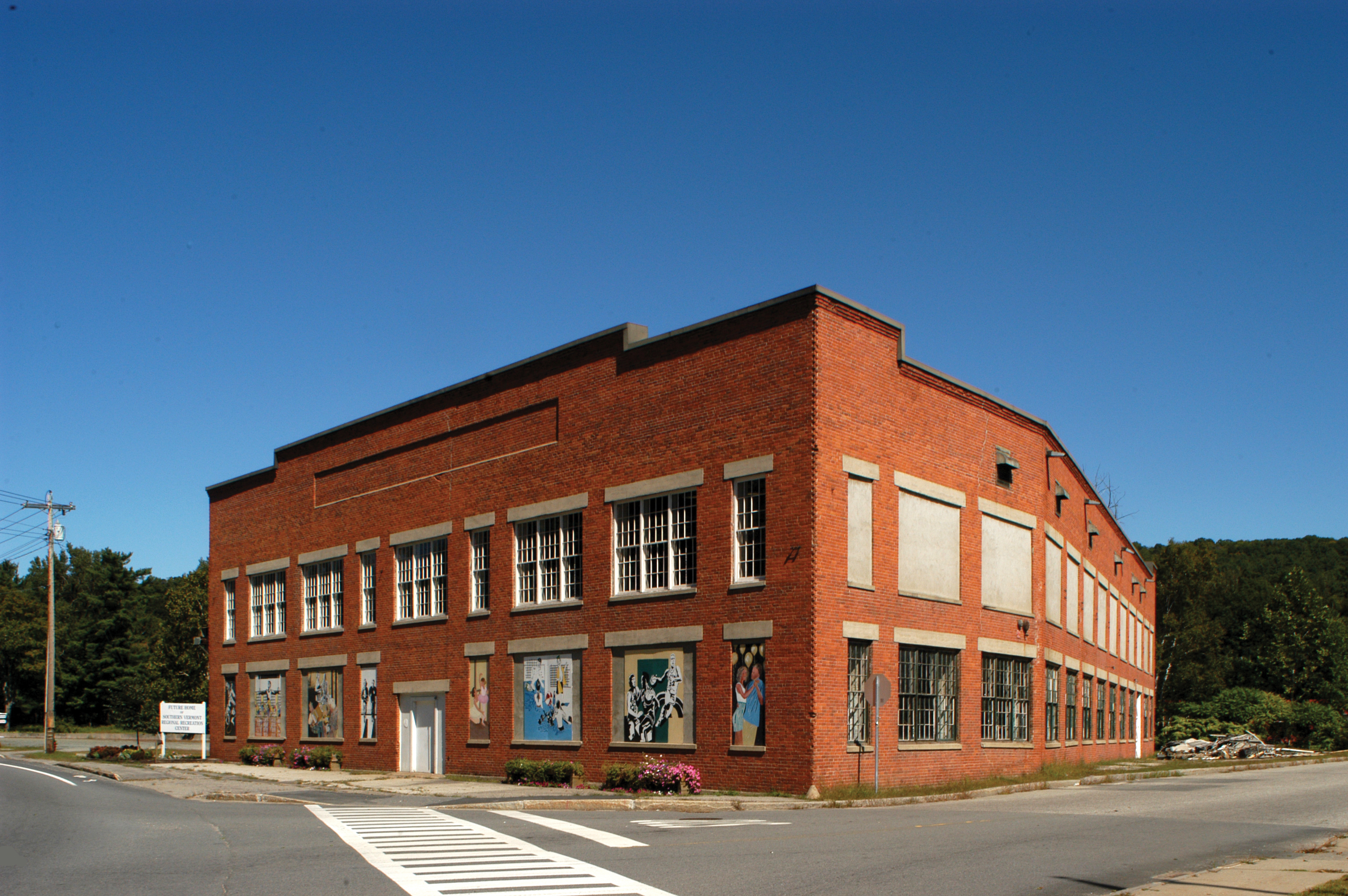 Springfield Recreation Center Foundry Building