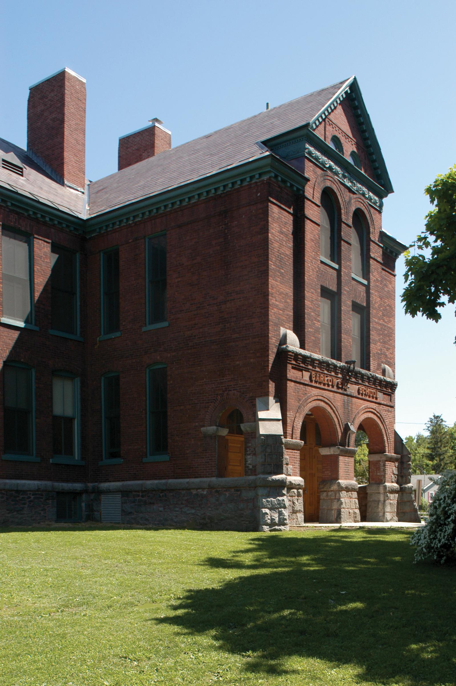St. Albans Barlow Street School