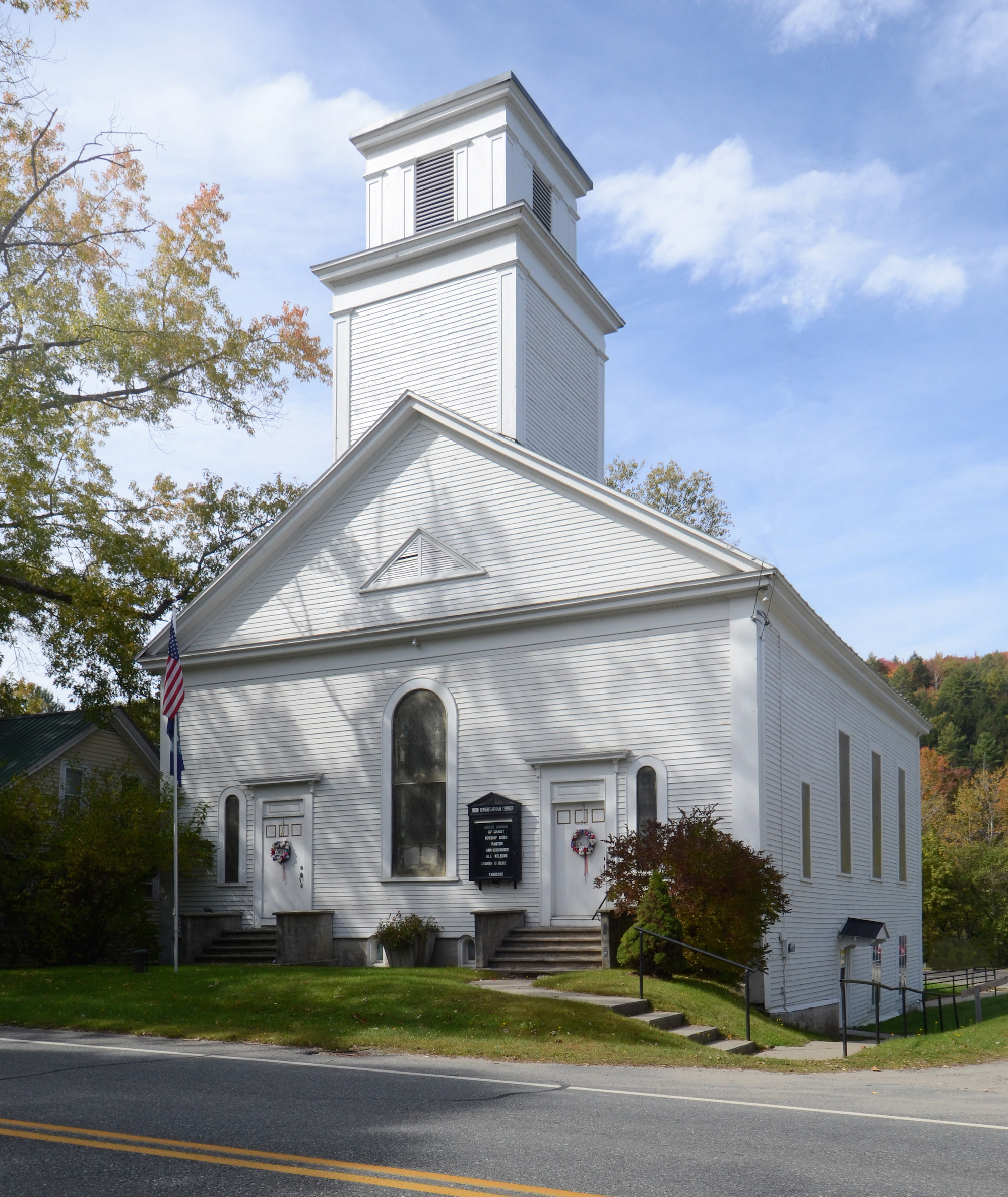 Third Congregational Church, St. Johnsbury