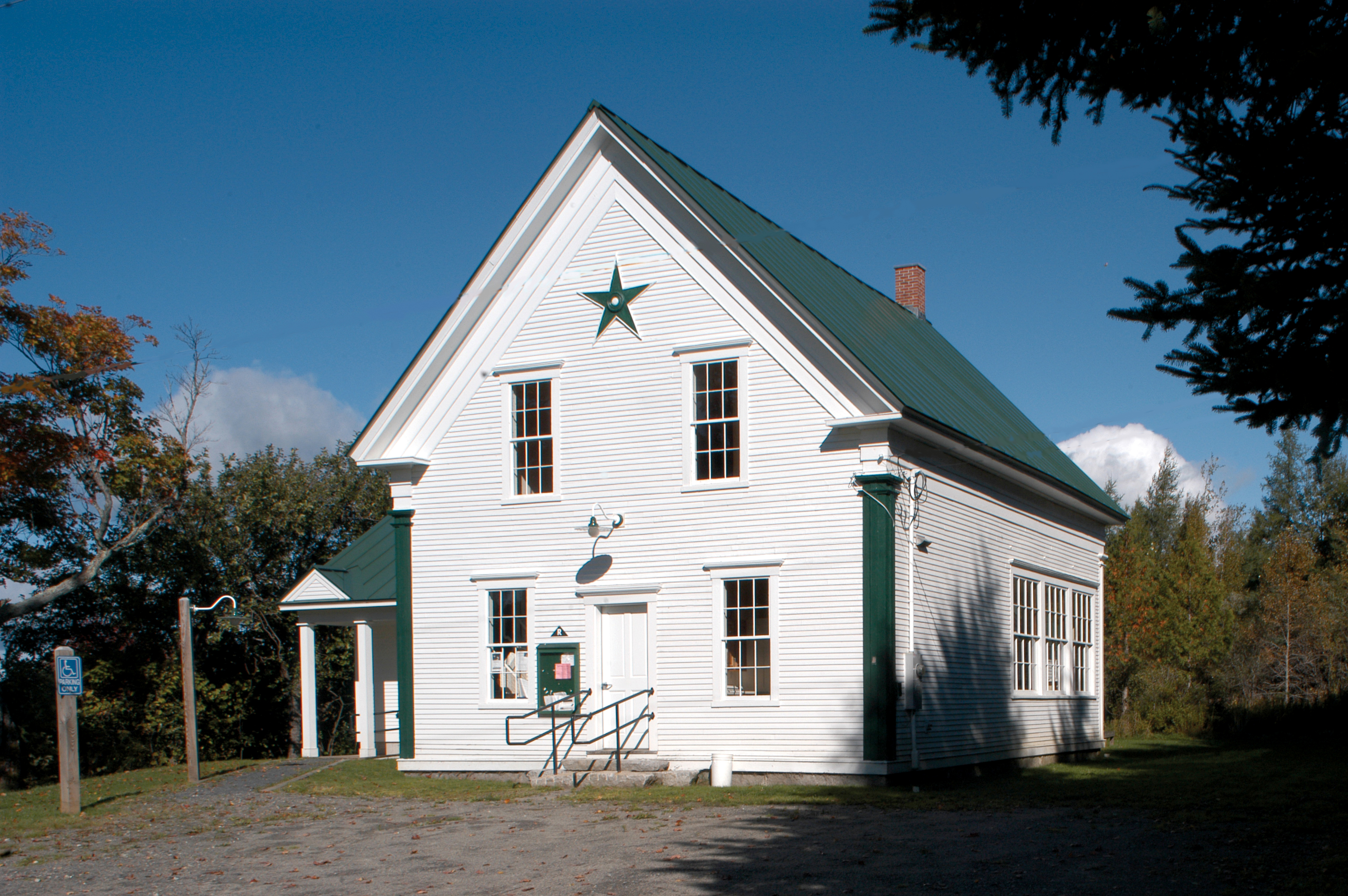 Stannard Town Hall