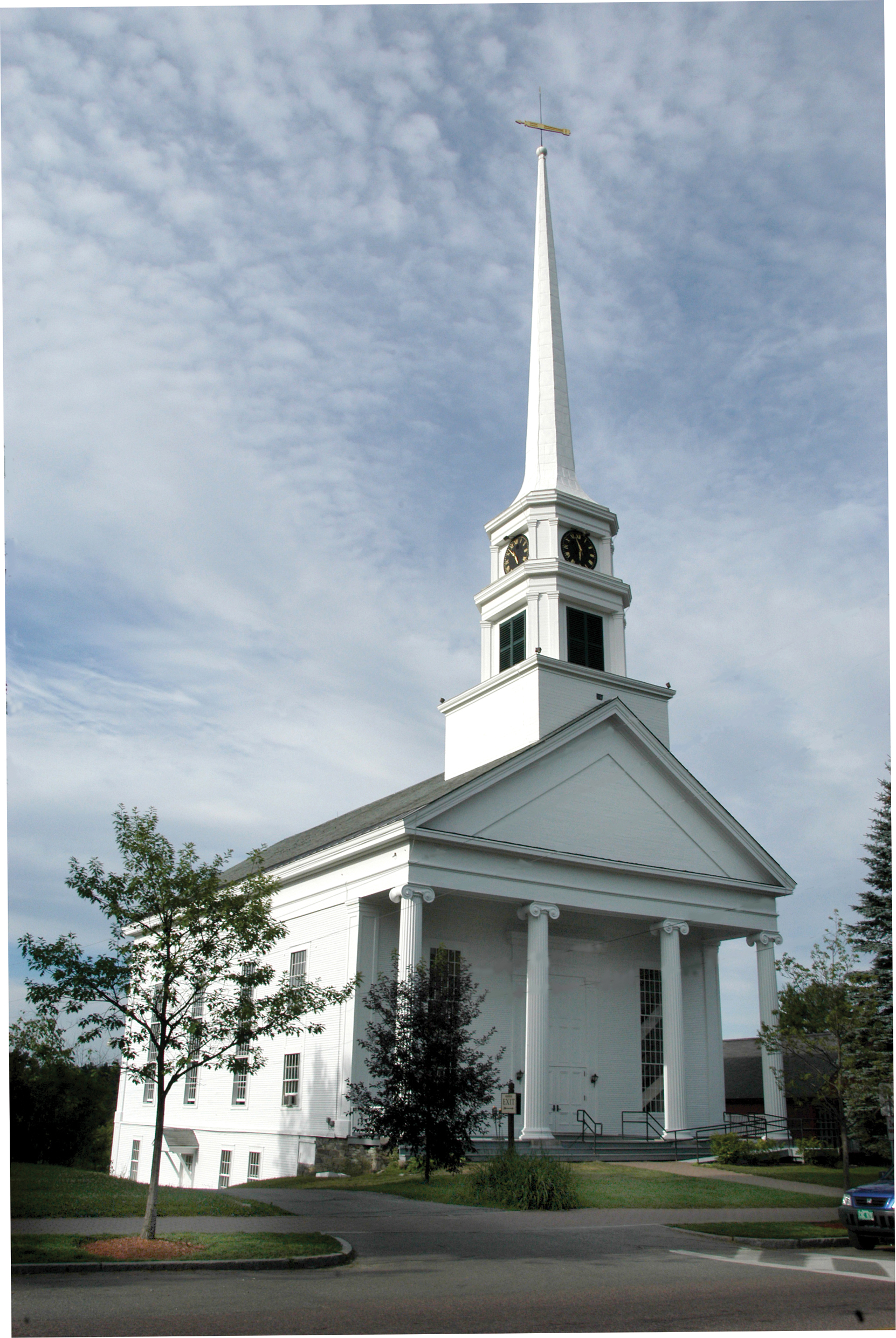 Stowe Community Church