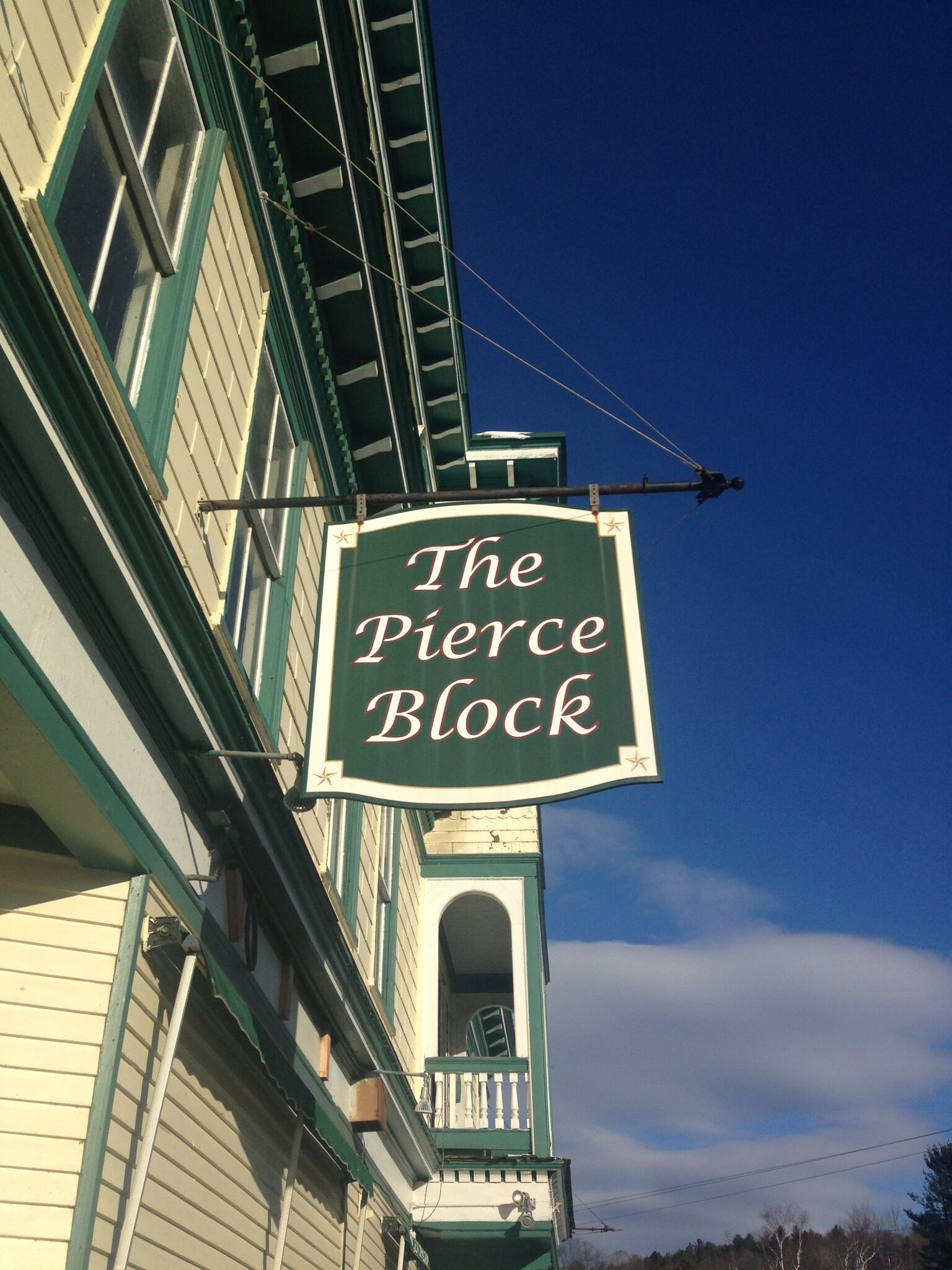 Pierce Block, Barton