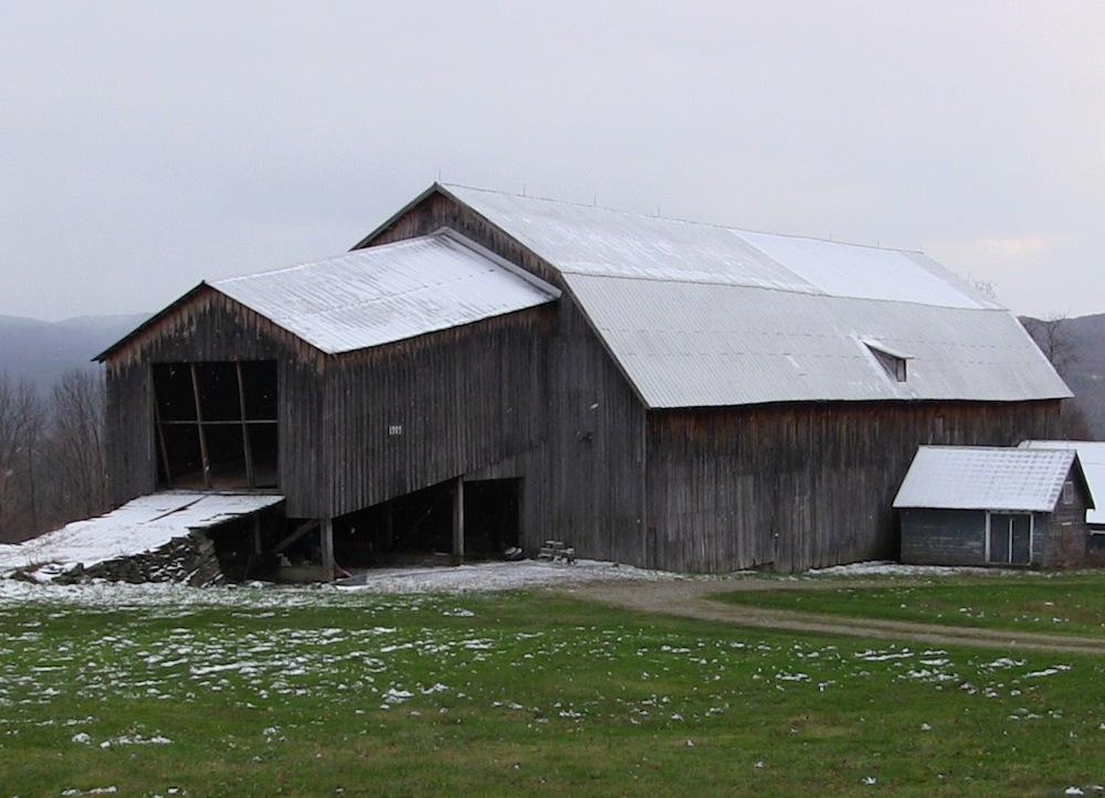 Bragg Farm, Fayston