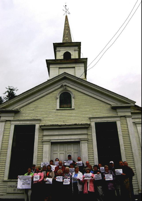 This Place Matters – Upright Steeple Society – Lyndon, VT