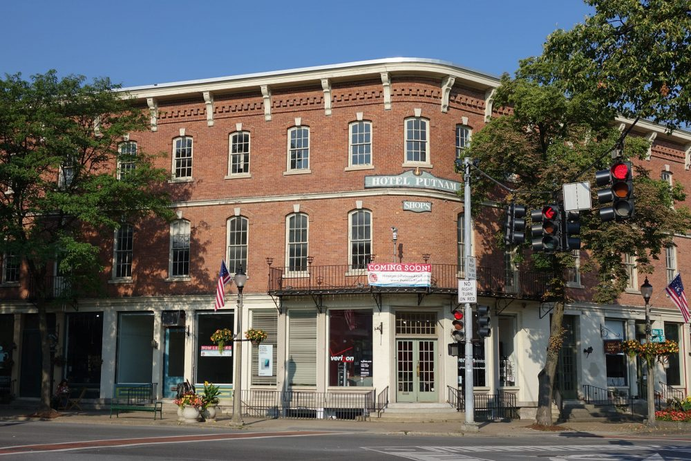 VT Community Foundation Puts $500K Into Bennington's Putnam Block | VT Business Magazine