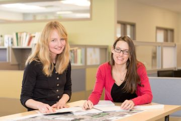 Britta and Kaitlin work with government agencies, municipalities, private developers, architects, energy companies, institutions, individuals and non-profit organizations to provide a wide range of historic preservation services throughout Vermont.