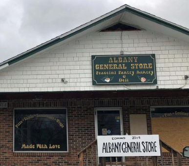 Albany Community Trust/General Store, Albany